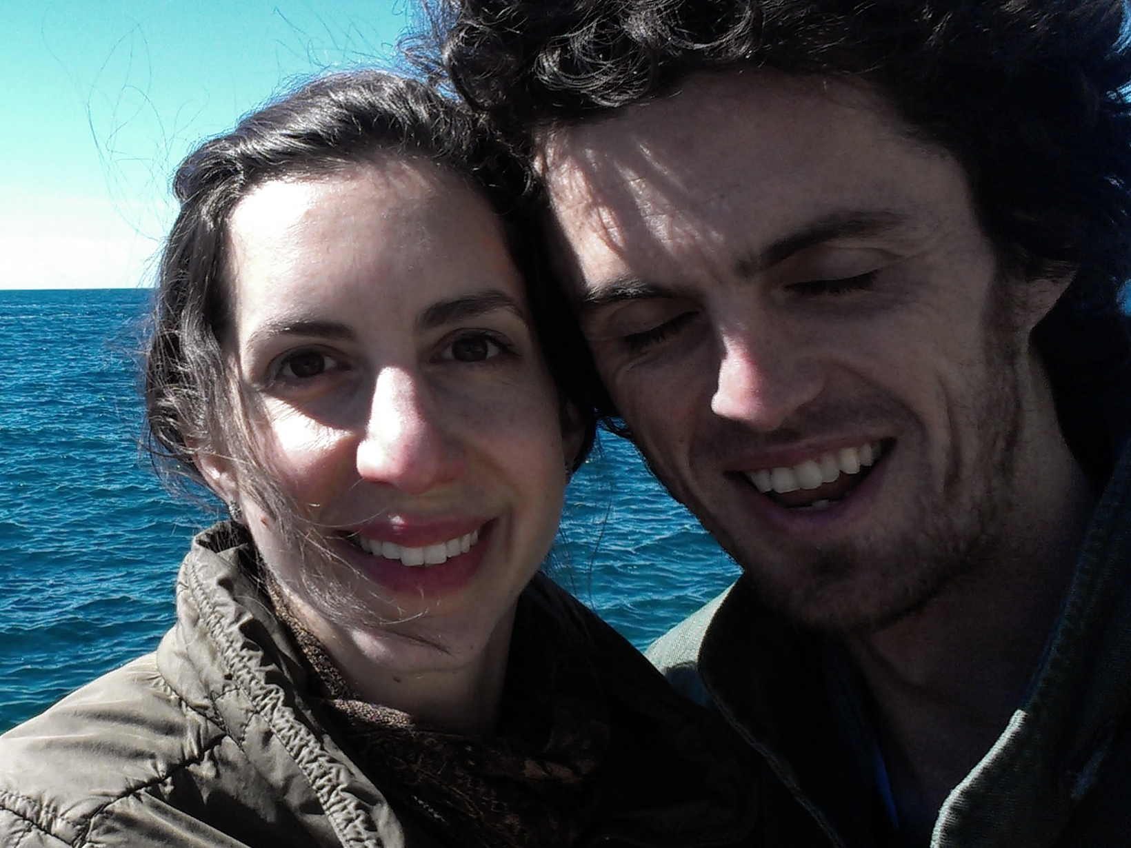 James & Jennifer from Blue Hill, Maine, United States