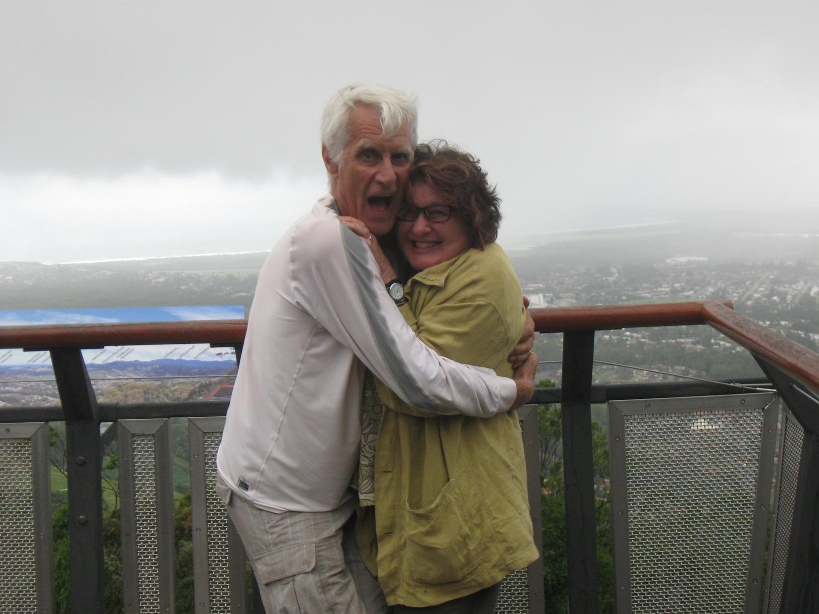 Sharon & Herman from Victoria, British Columbia, Canada