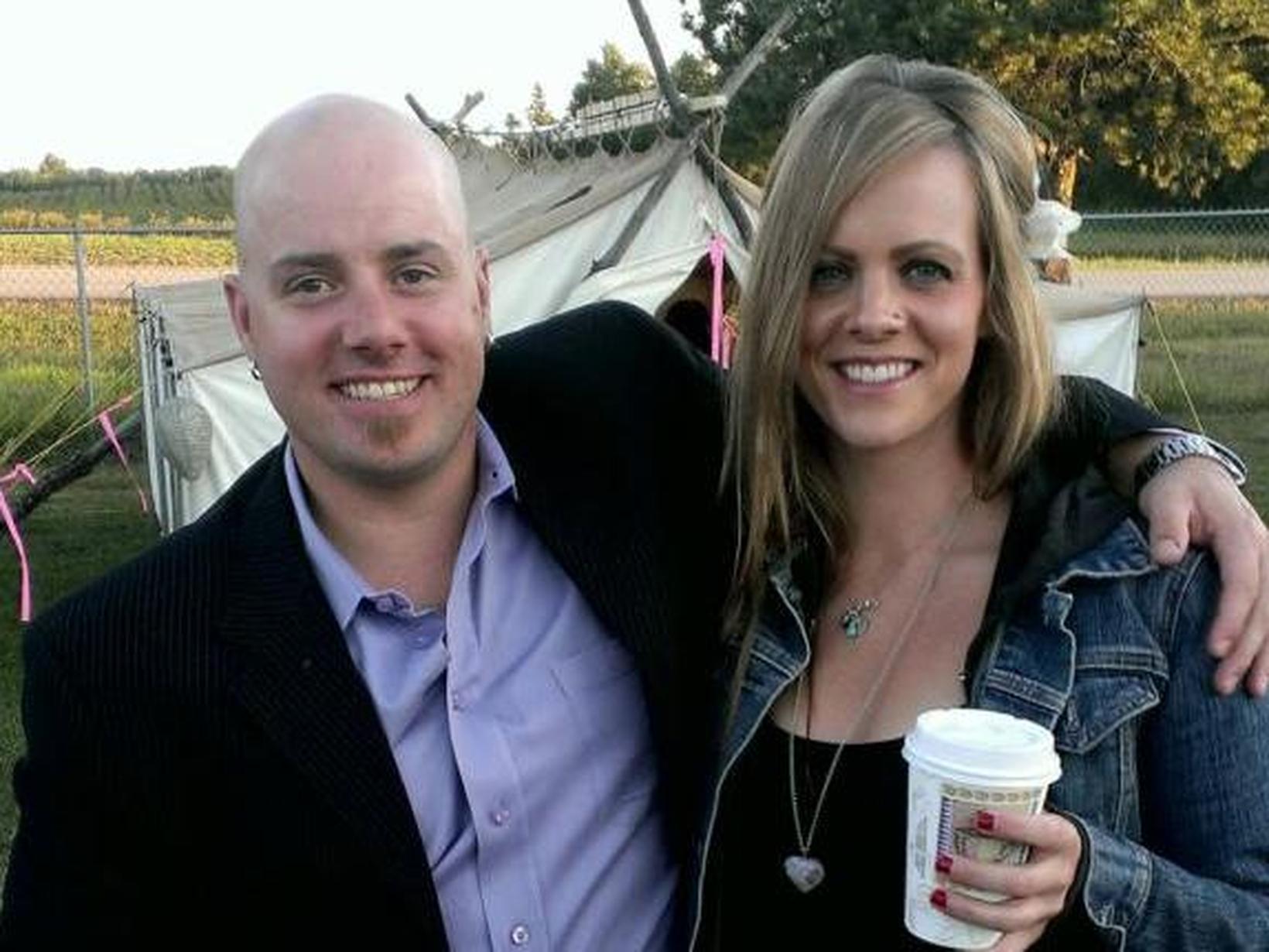 Derek & Amber from Sylvan Lake, Alberta, Canada