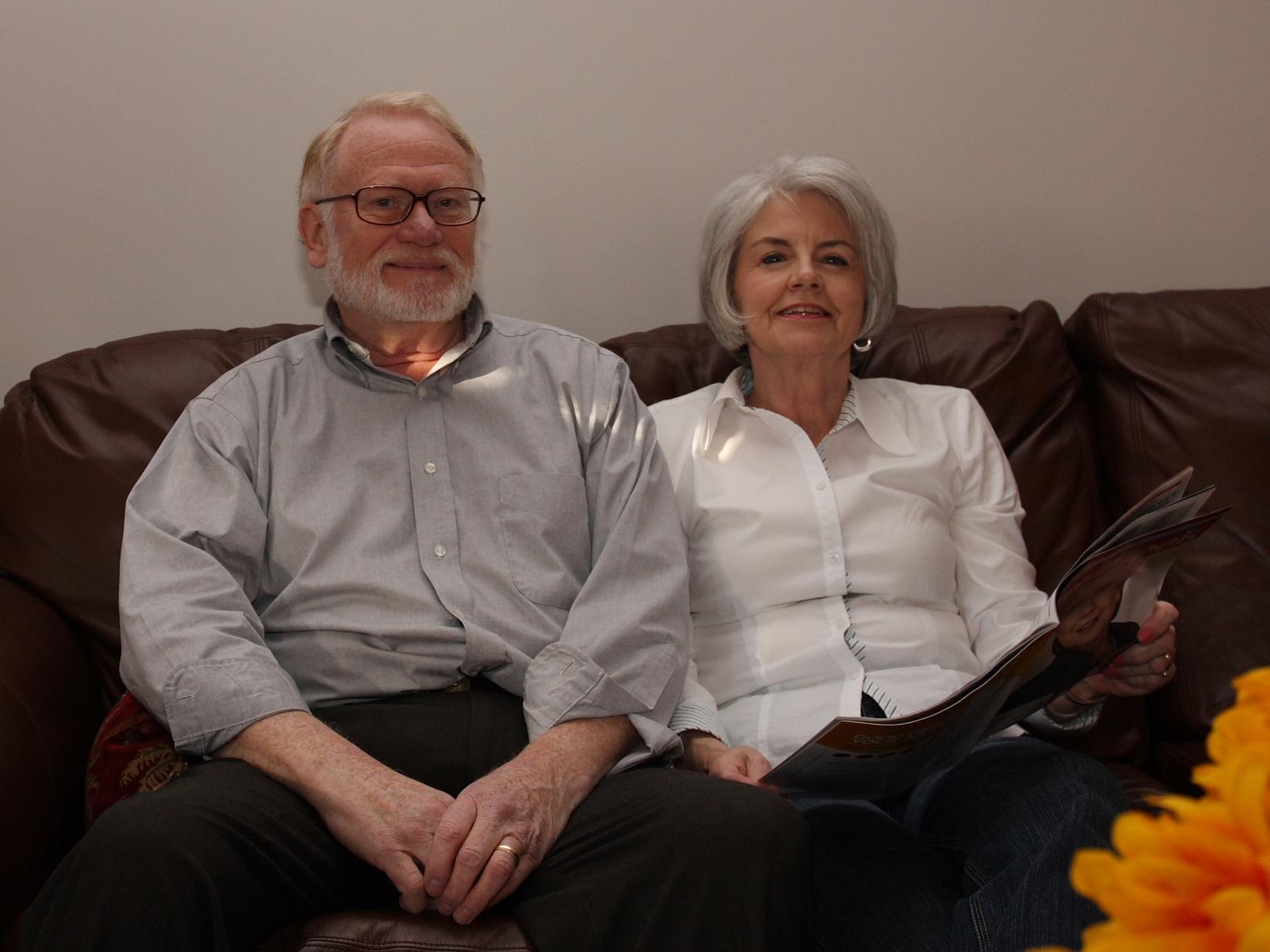 Glenna & Bernie from Middletown, Ohio, United States