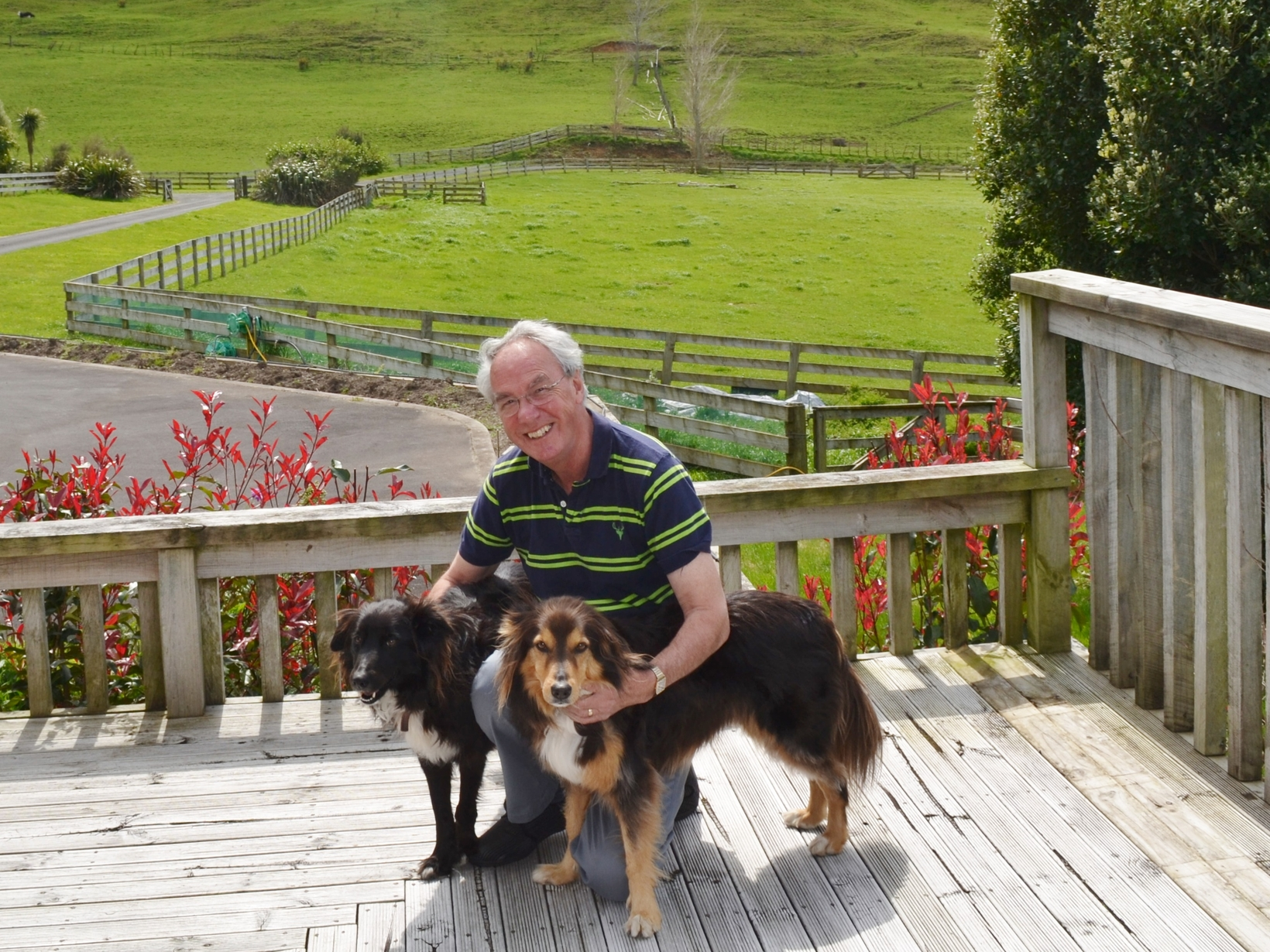 Kathy & Graeme from Feilding, New Zealand