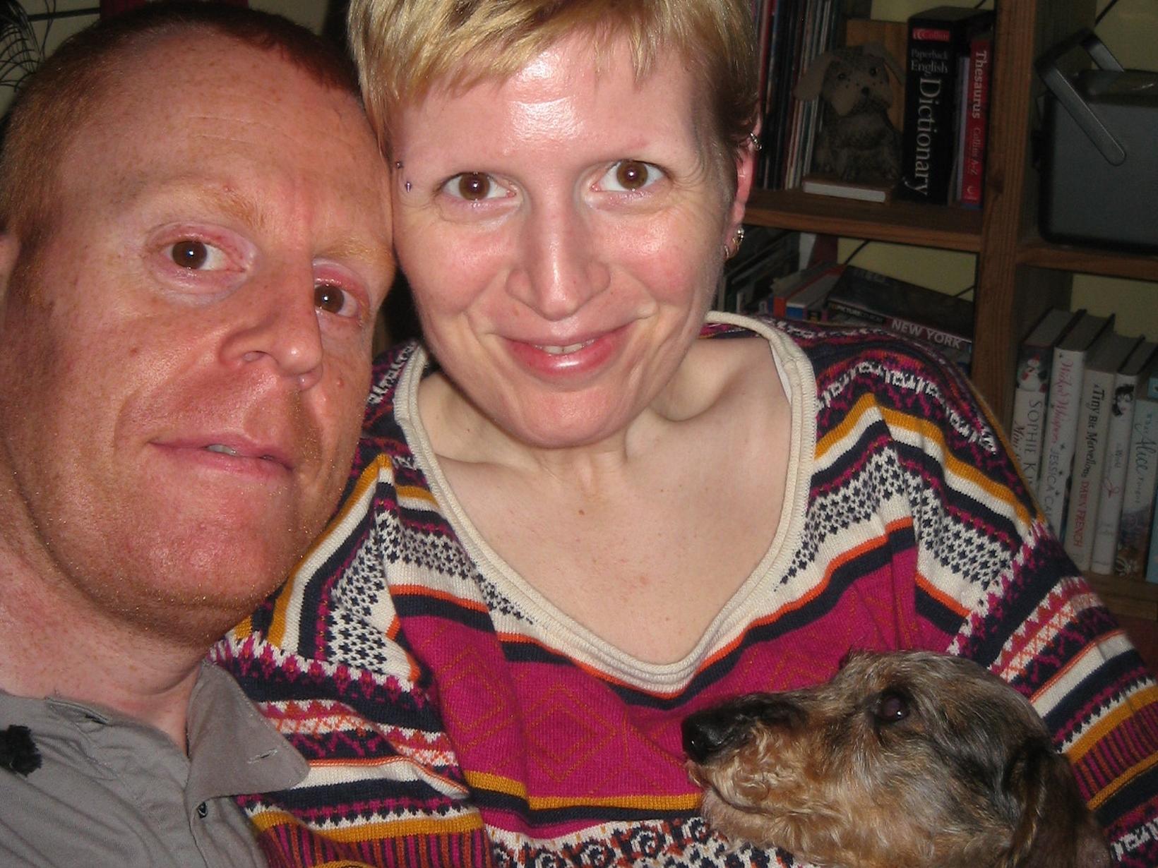 Rosie & Simon from Scotstoun, United Kingdom