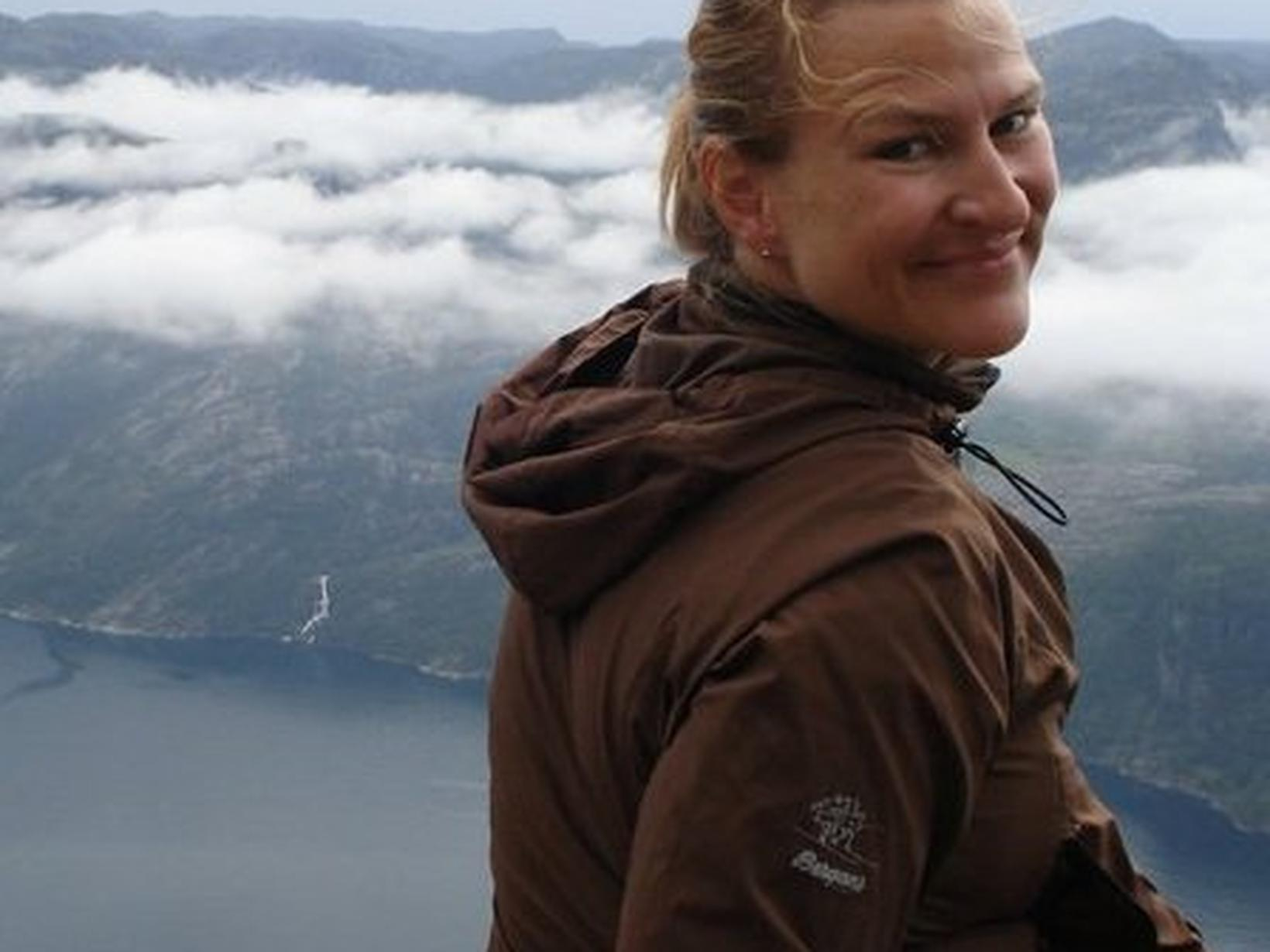 Brigitte from Oslo, Norway