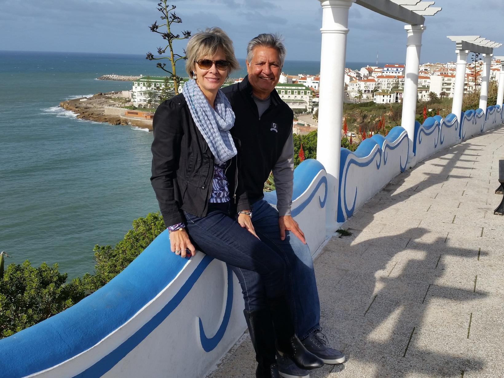 Susan & Ruben from Myrtle Beach, South Carolina, United States