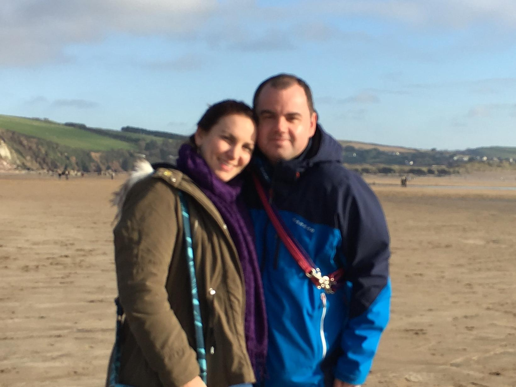 Rebecca & Jason from Poole, United Kingdom