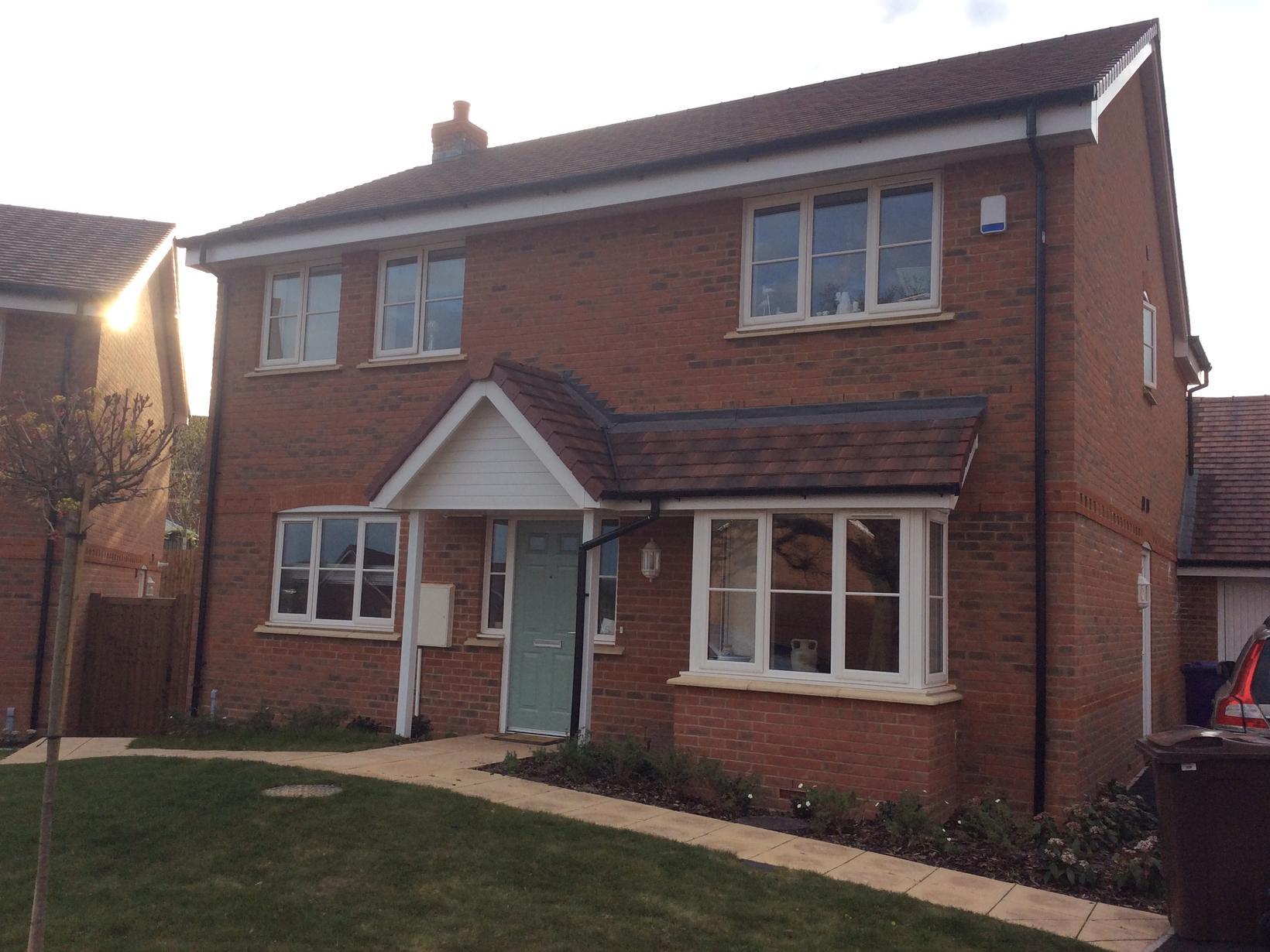 Housesitting assignment in Knebworth, United Kingdom