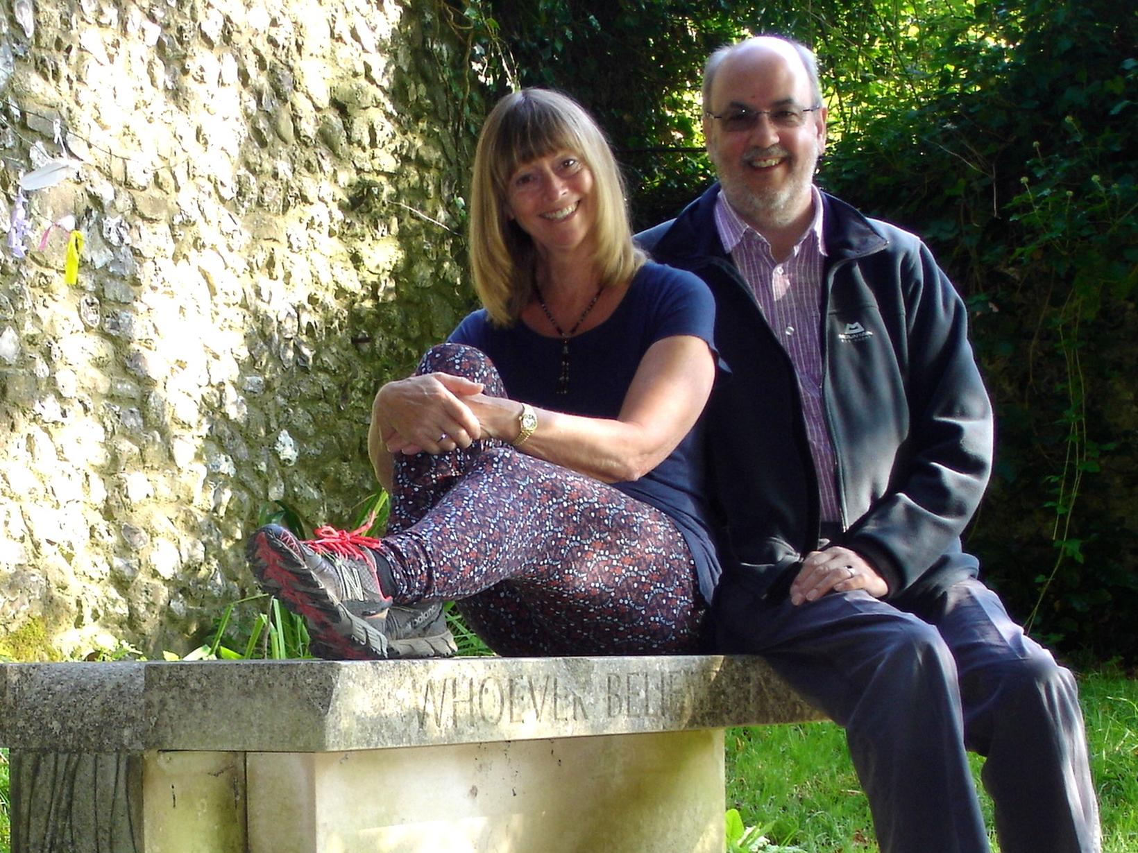 Stephen & Trish from Keswick, United Kingdom