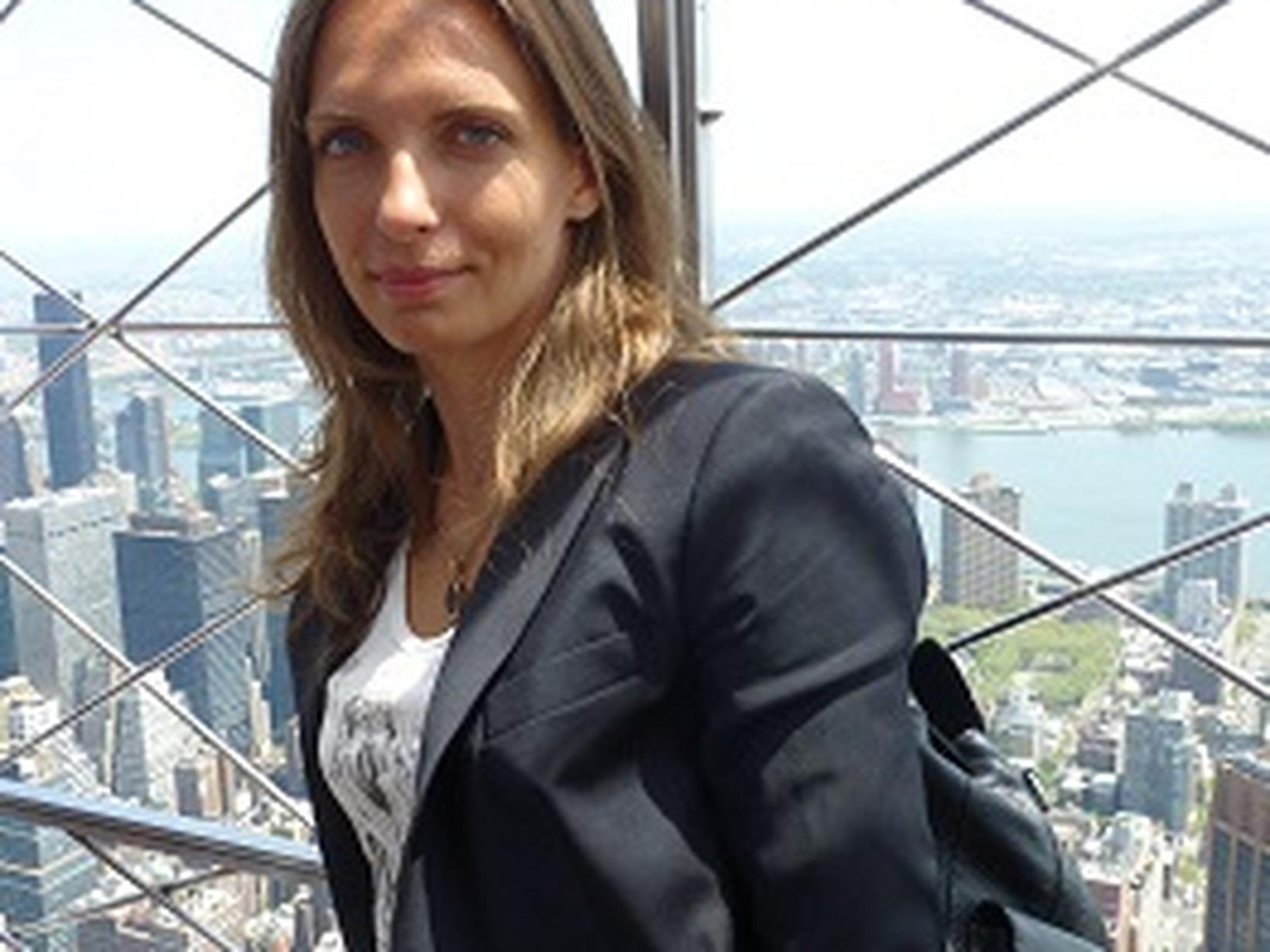 Olga from London, United Kingdom