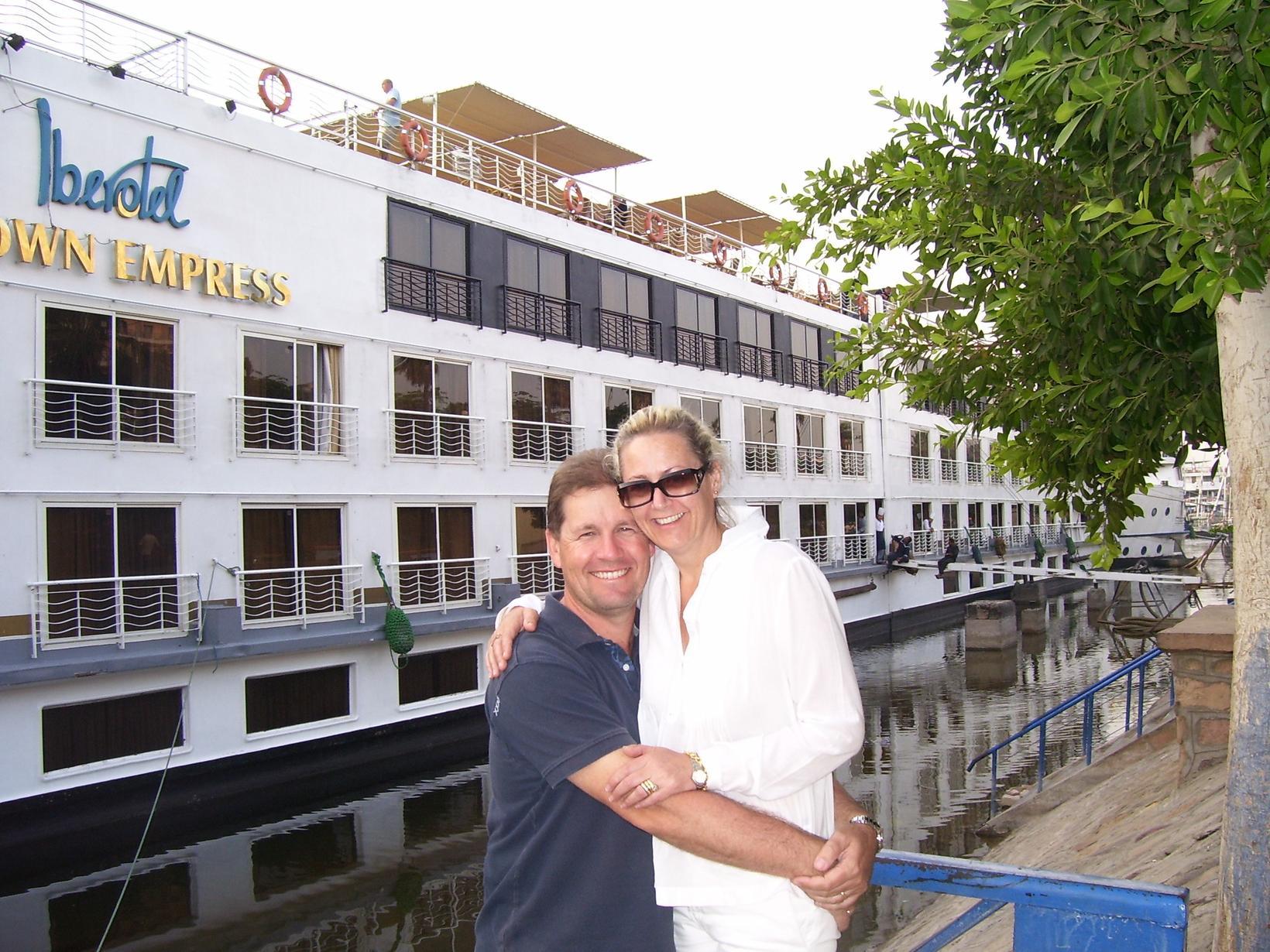 Angela & Geoffrey from Perth, Western Australia, Australia