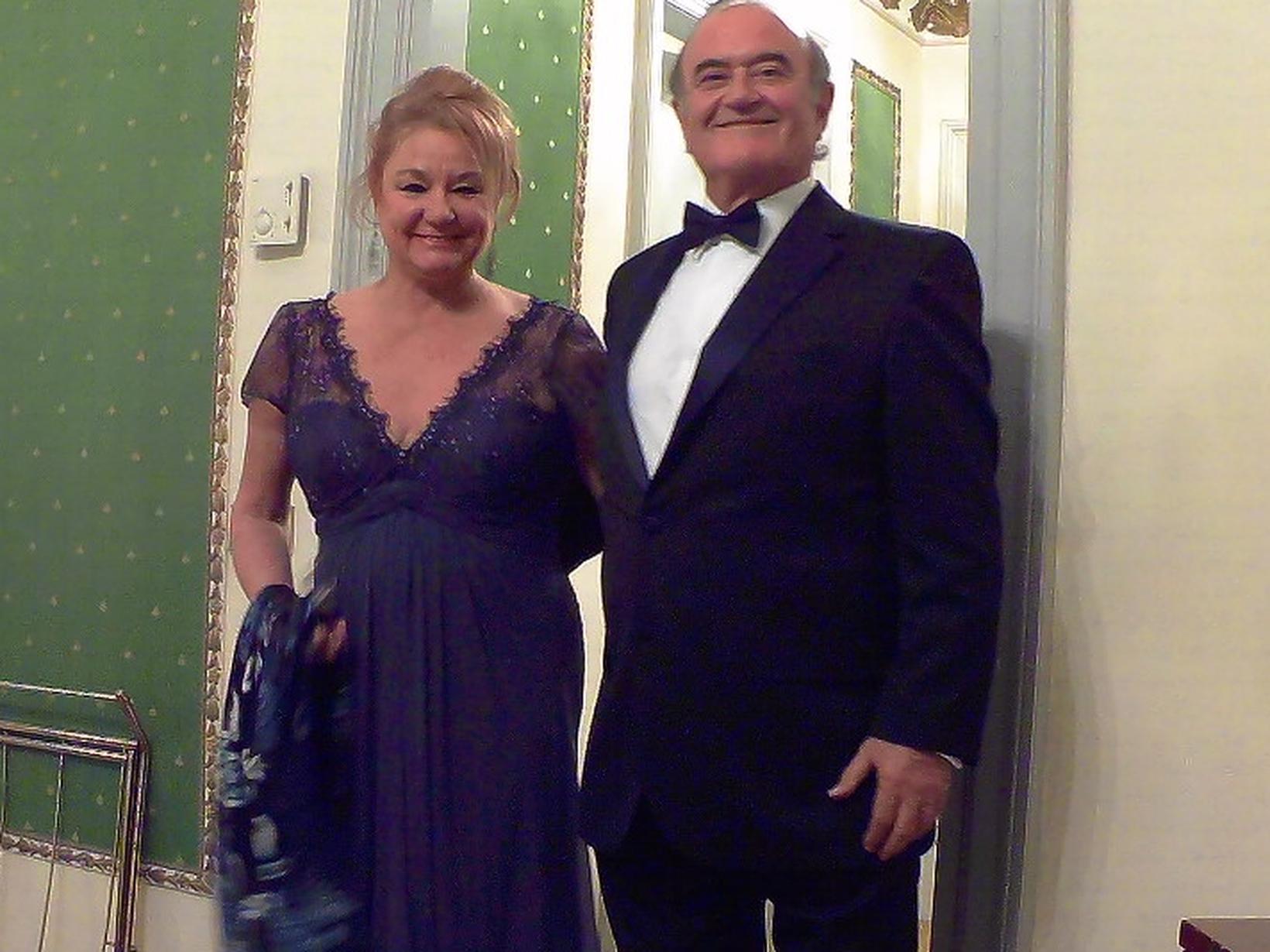 Isabel & Antonio from Marbella, Spain
