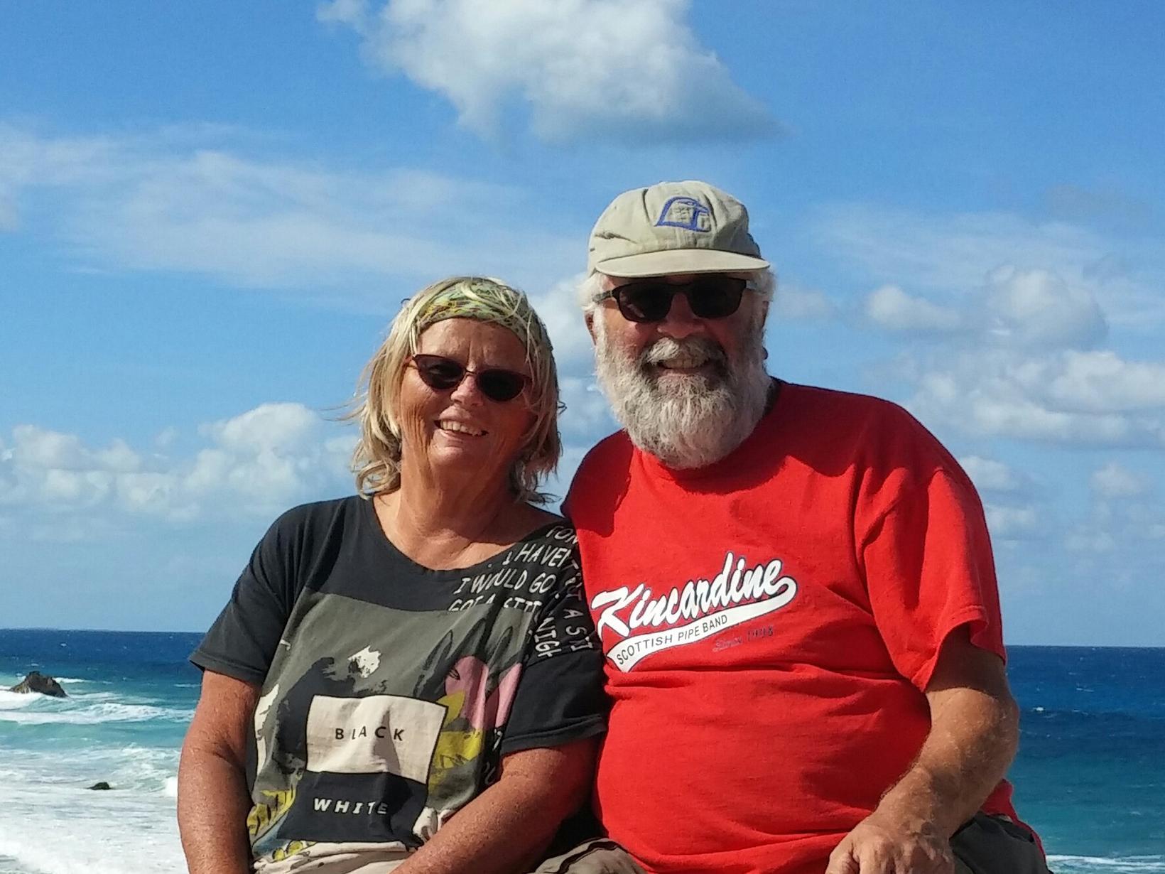 Janet & Jim from Greater Sudbury, Ontario, Canada