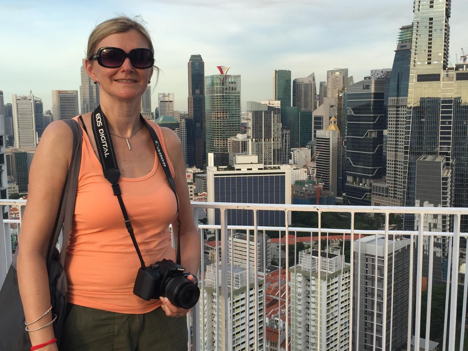 Deborah from Vancouver, British Columbia, Canada
