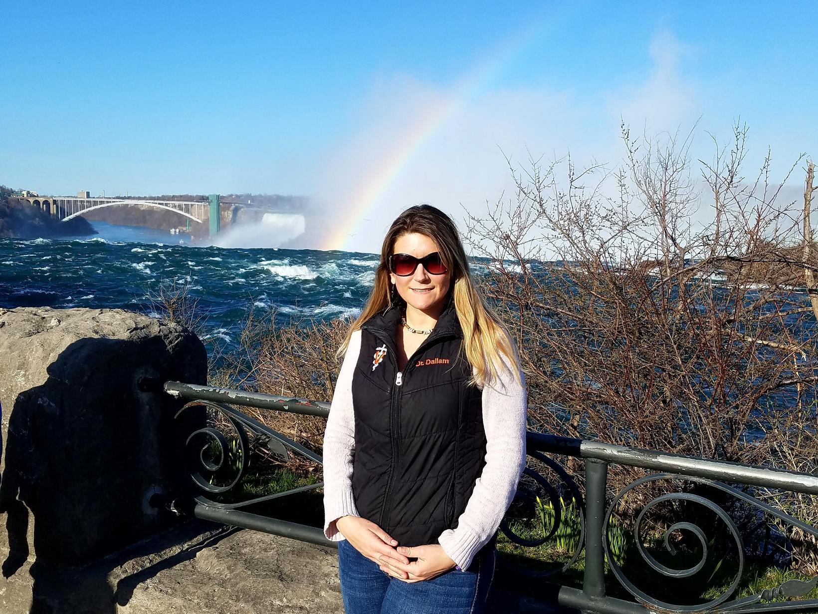 Rebecca from Oswego, New York, United States