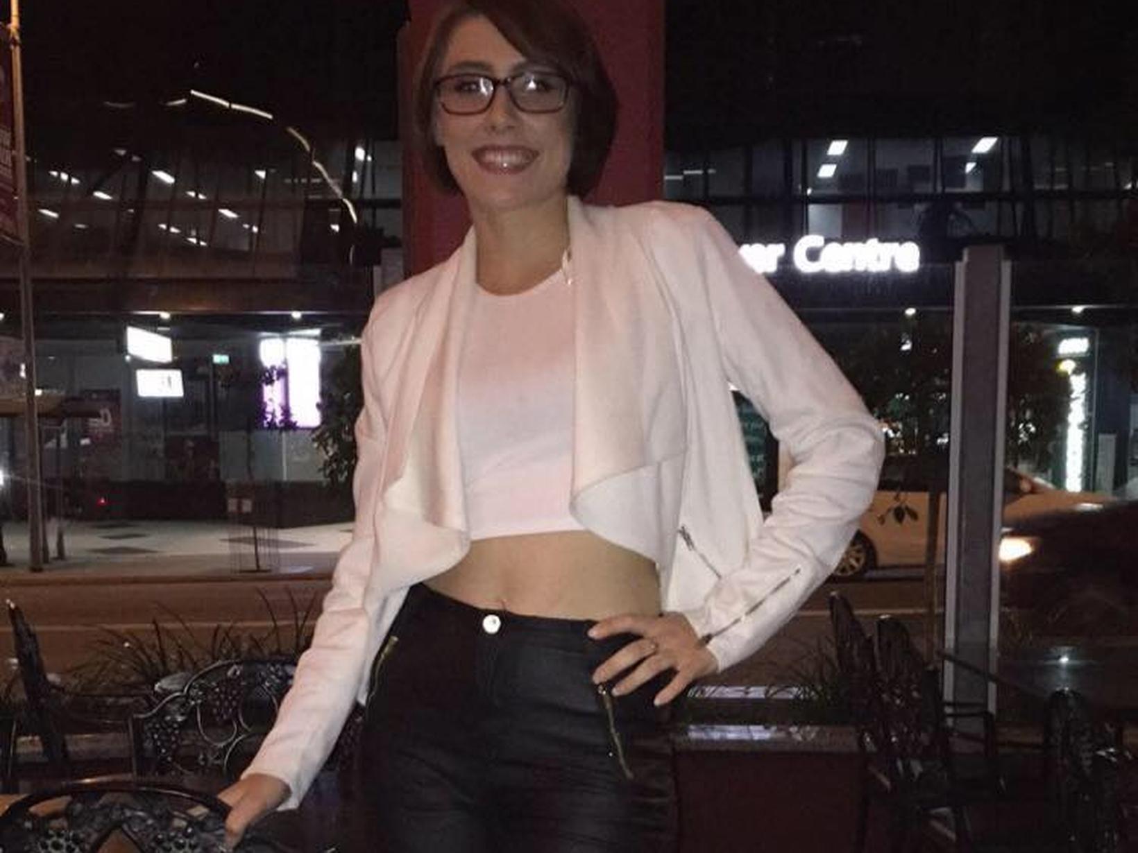 Melissa from Brisbane, Queensland, Australia