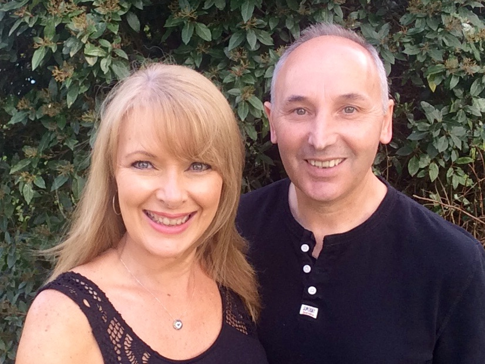 Sue-anne & Stephen from Sydney, New South Wales, Australia