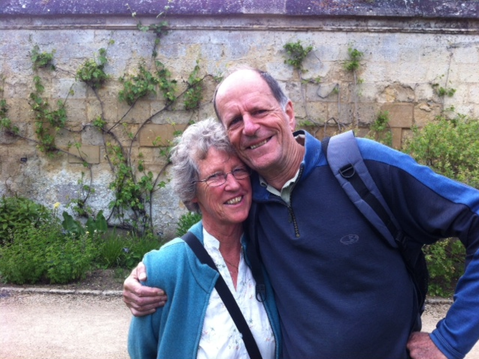 Peter & sally & Sally from Hastings, New Zealand