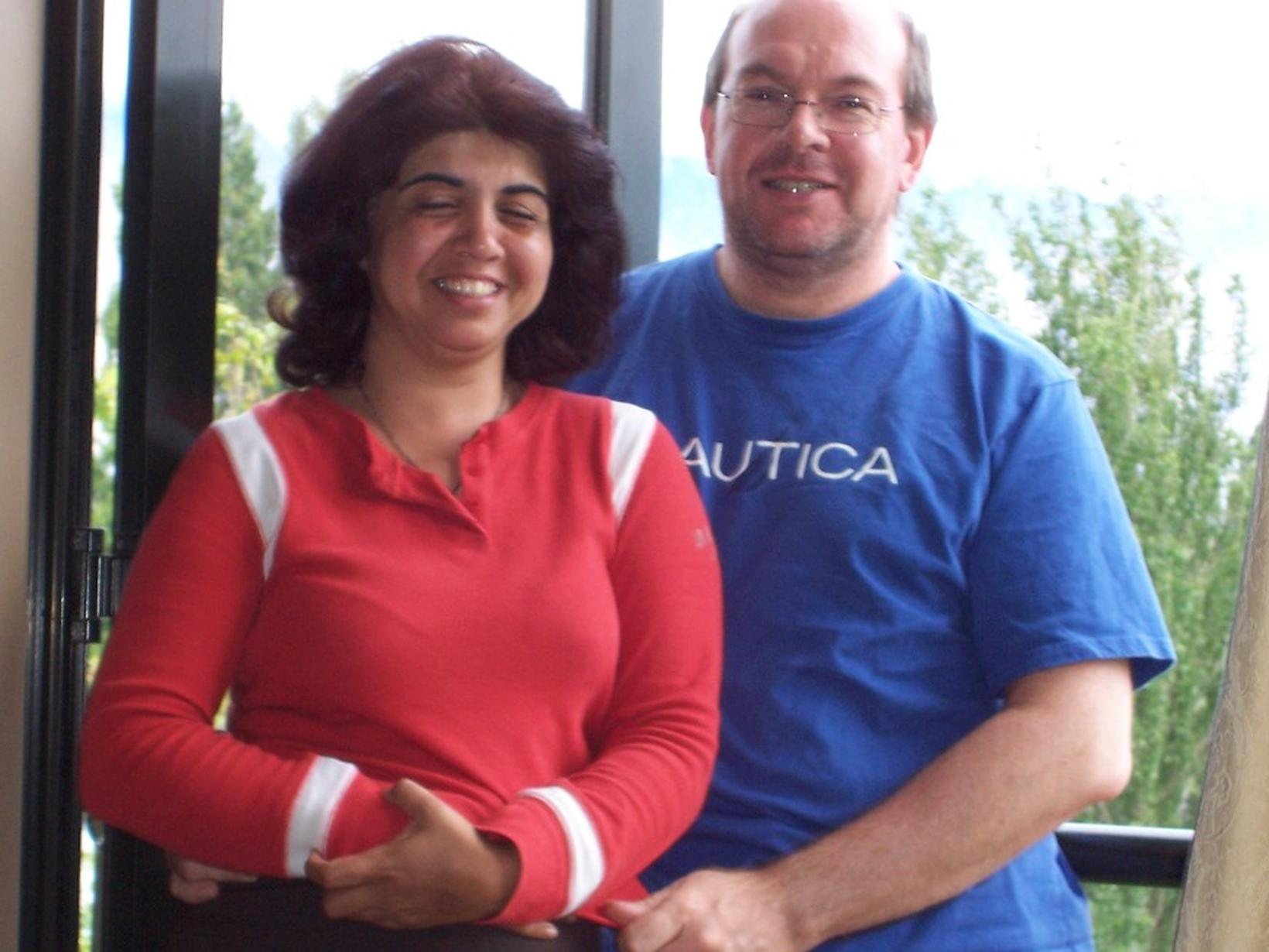 Tony & Samina from Sydney, New South Wales, Australia