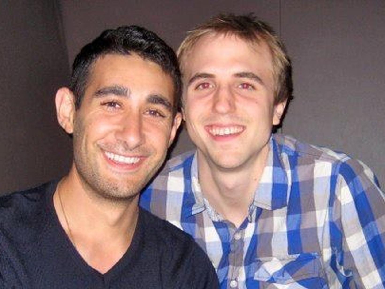 Ike & Adam from Austin, Texas, United States