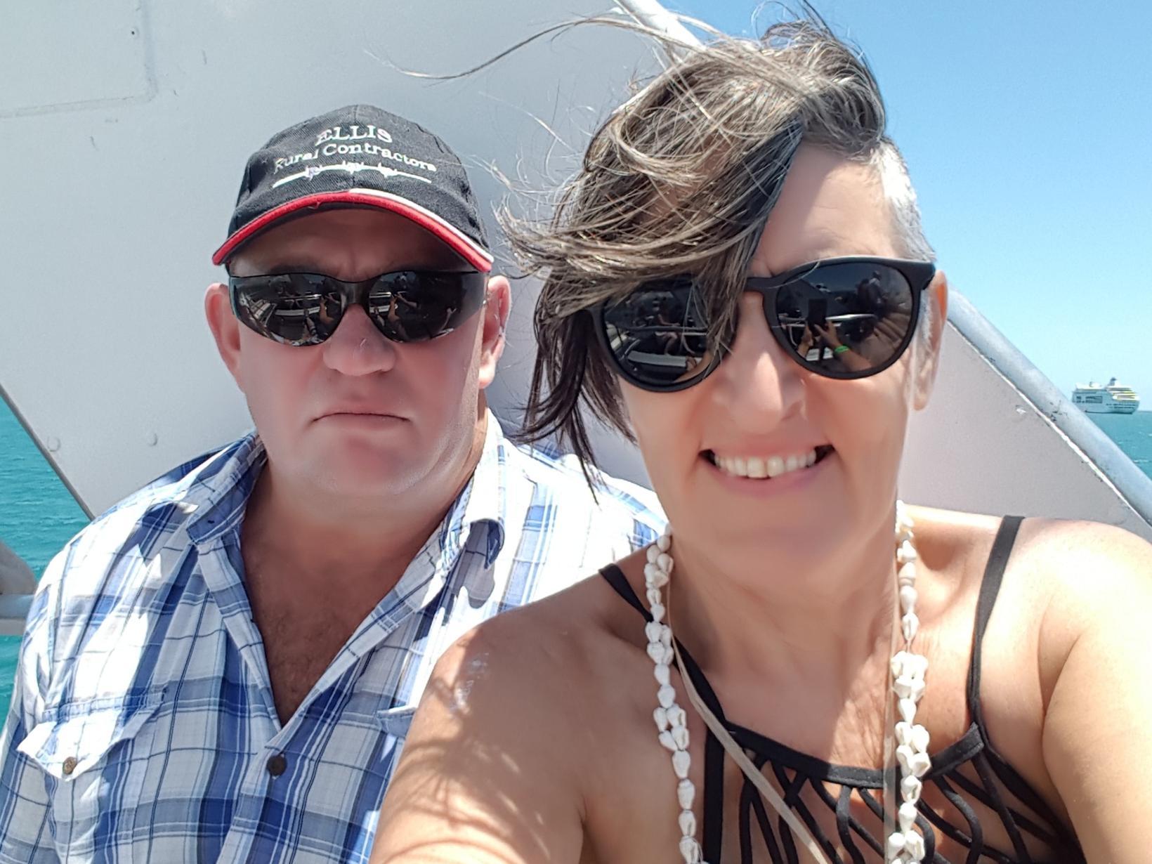 Pamela & Dennis from Tenterfield, New South Wales, Australia