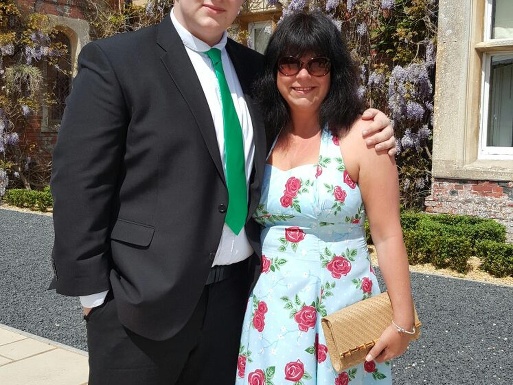 Tracy & Chris from Stockton-on-Tees, United Kingdom