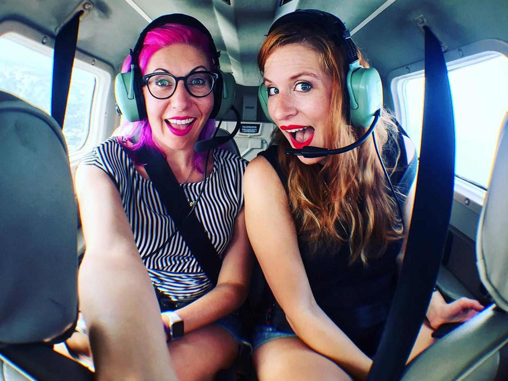 Kerry & Jessica from New Orleans, Louisiana, United States