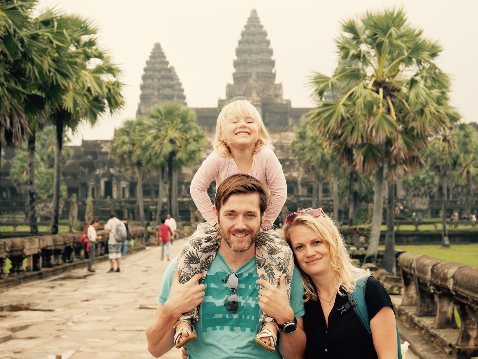 Ilona & Mitchell from London, United Kingdom