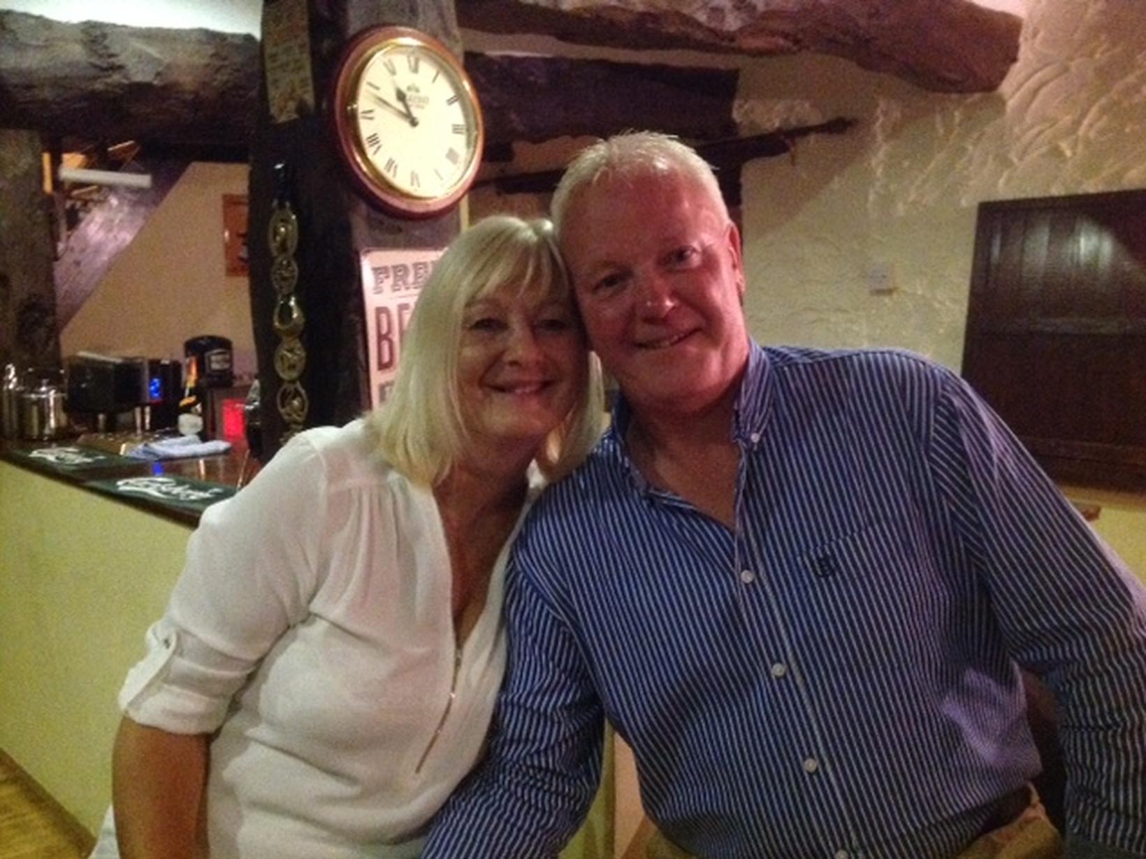 Jenny & Philip from Josselin, France