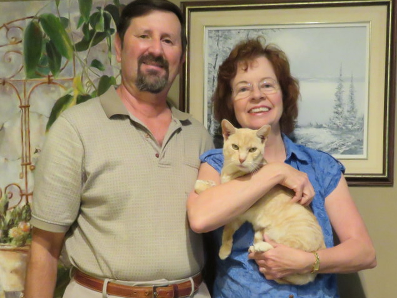 Janice & Steven from Stratford, Ontario, Canada