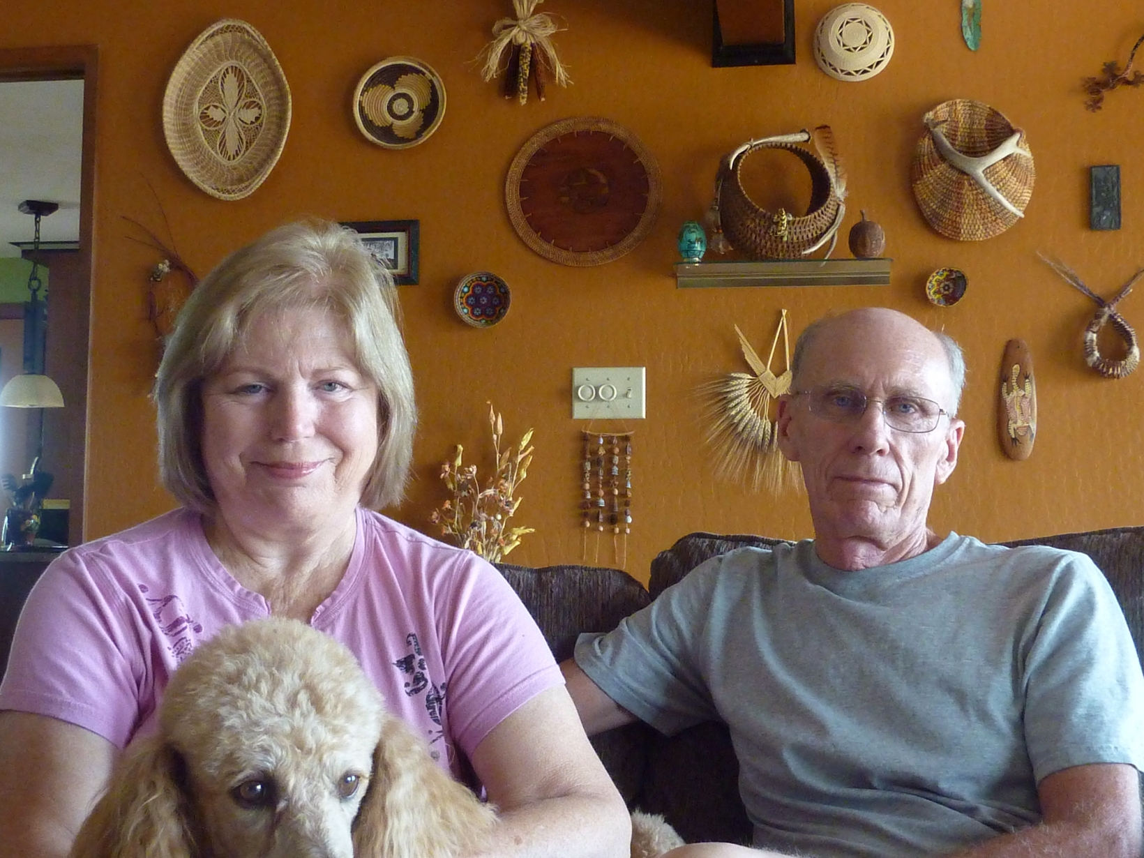Nancy & Robert from Minden, Nevada, United States