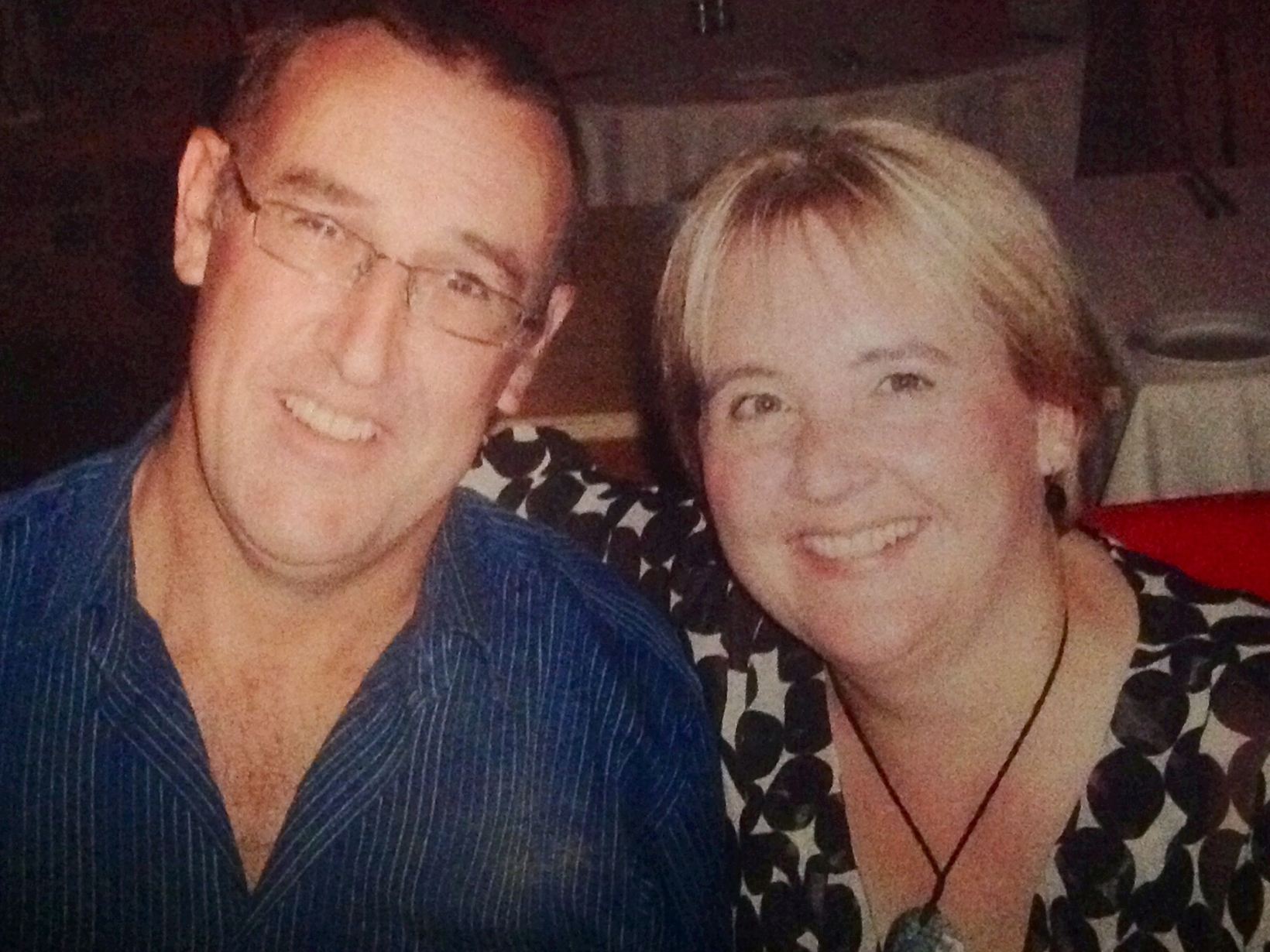 Nicola & Michael from Garstang, United Kingdom