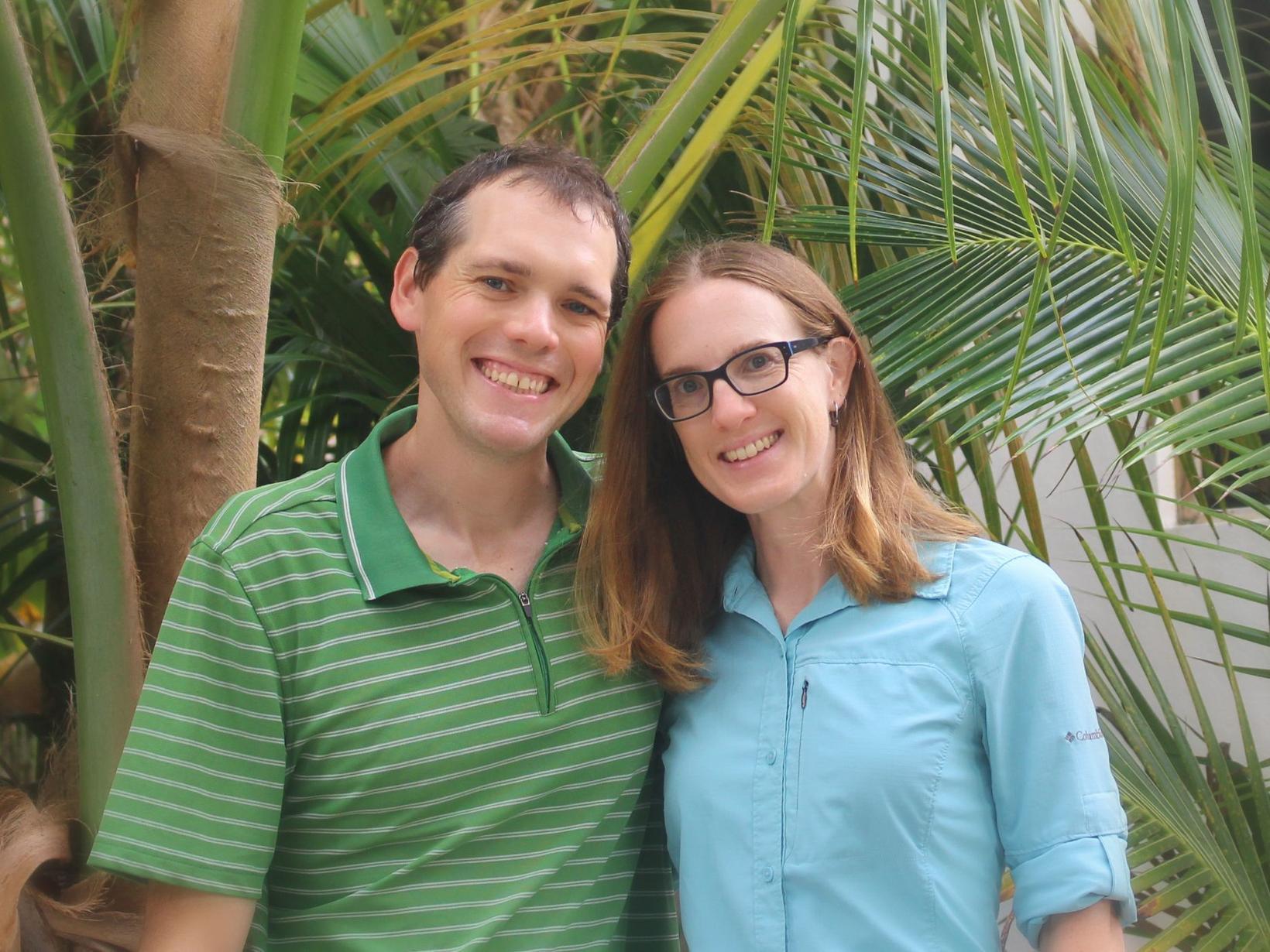 Heather & Tim from Halifax, Nova Scotia, Canada