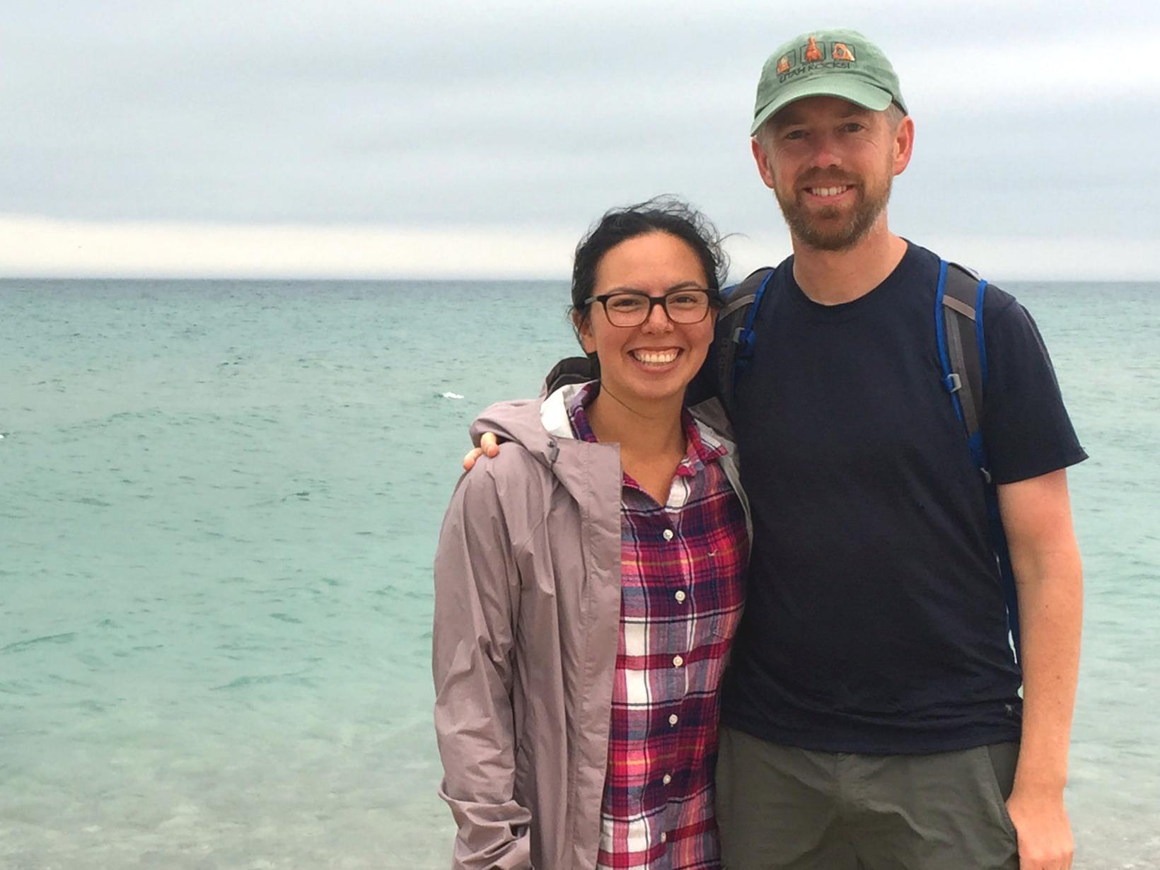 Chris & Tamara from Santa Barbara, California, United States