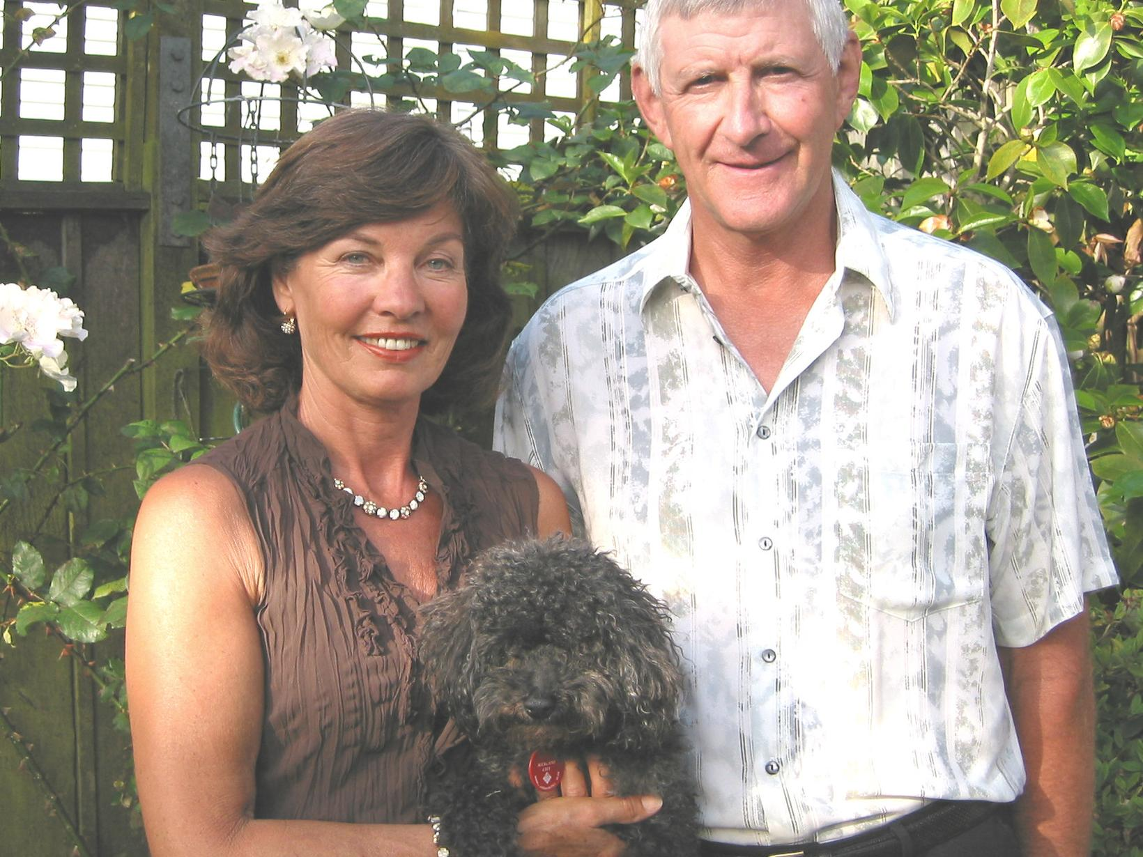 Pippi and philip & Philip from Auckland, New Zealand