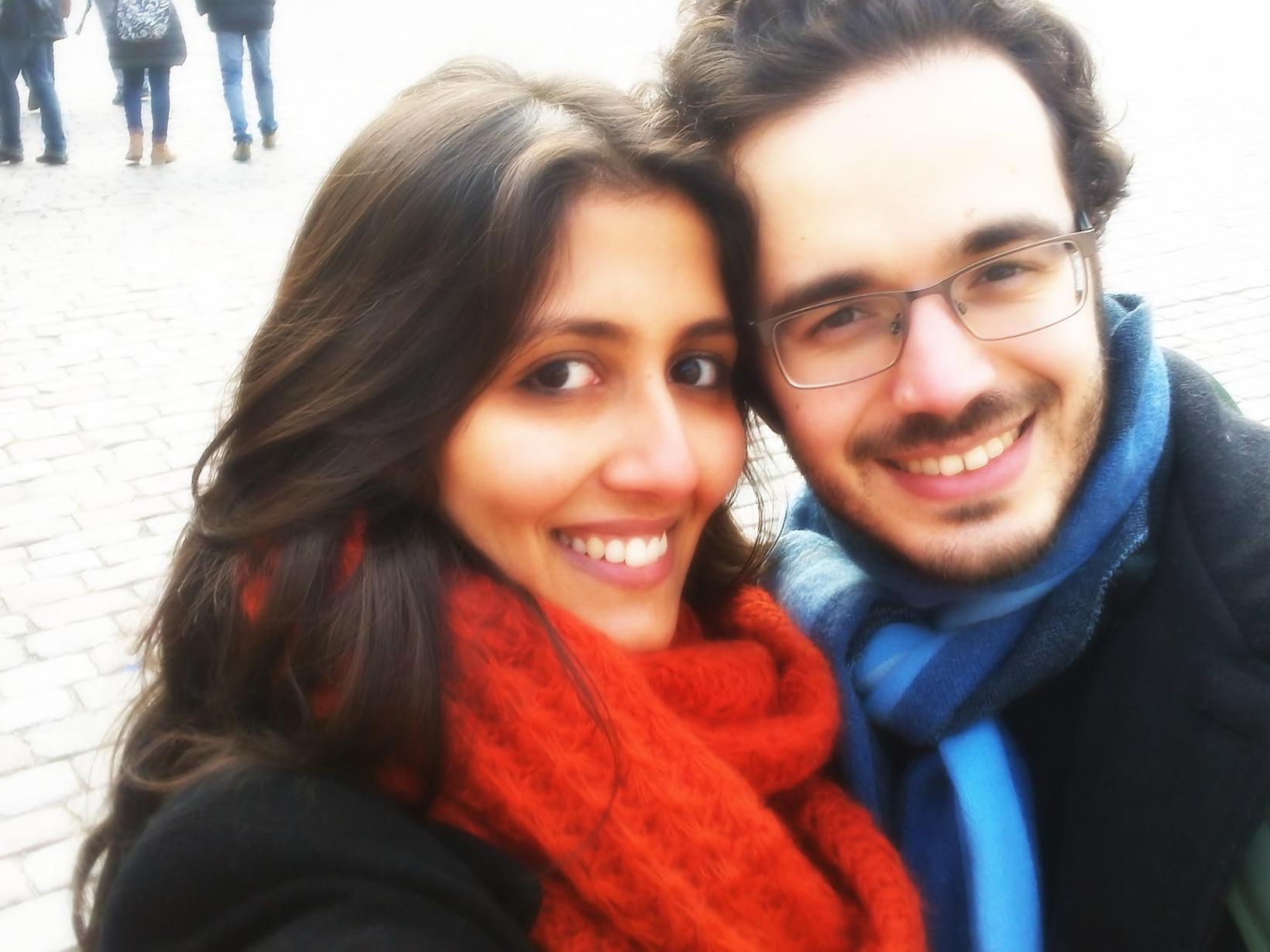 Ayesha hena & Adnane from Newcastle under Lyme, United Kingdom