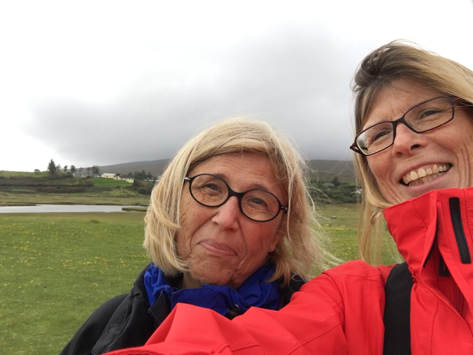 Elke & Brigitte from Munich, Germany