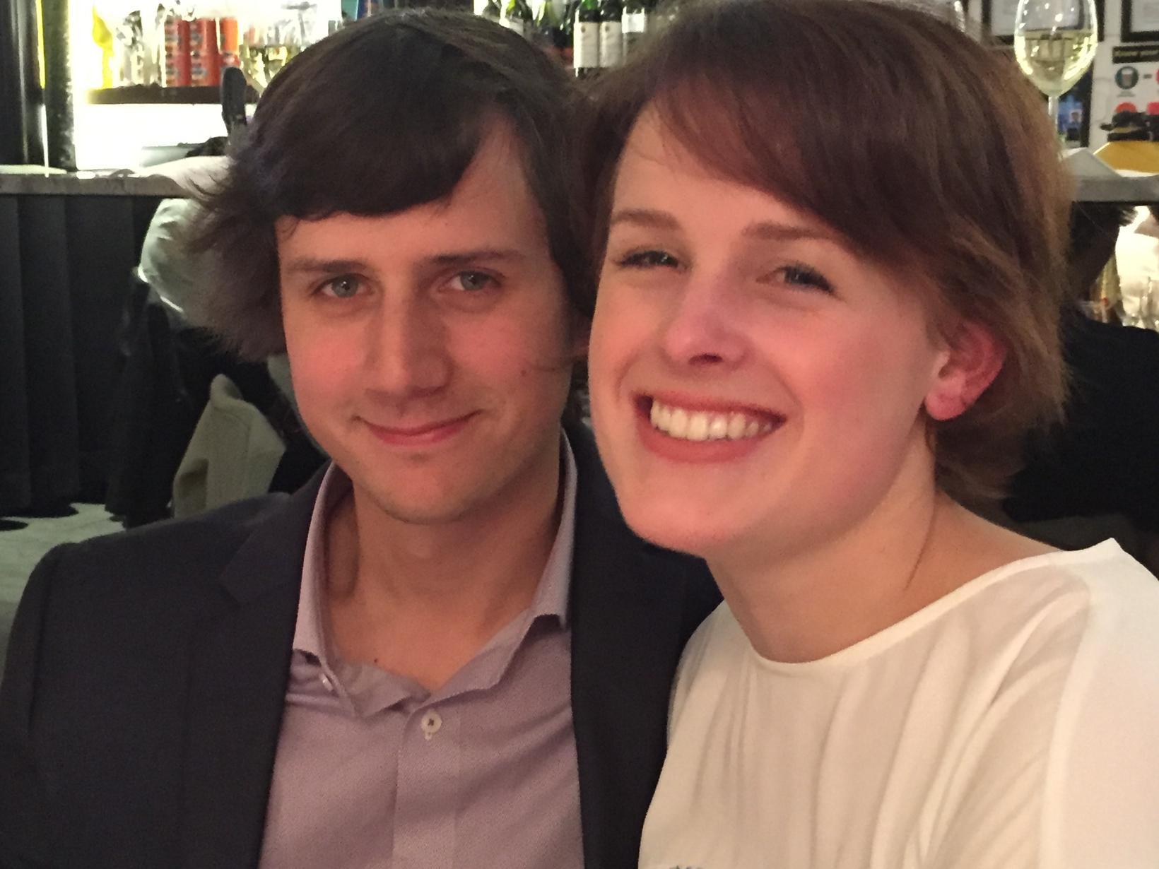 Katrina & David from Sydney, New South Wales, Australia