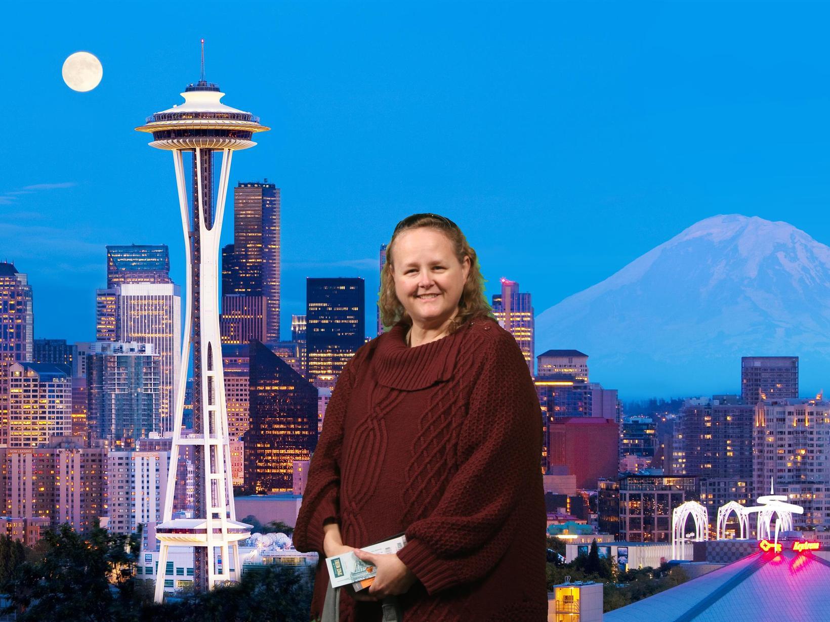 Jana from Lynnwood, Washington, United States