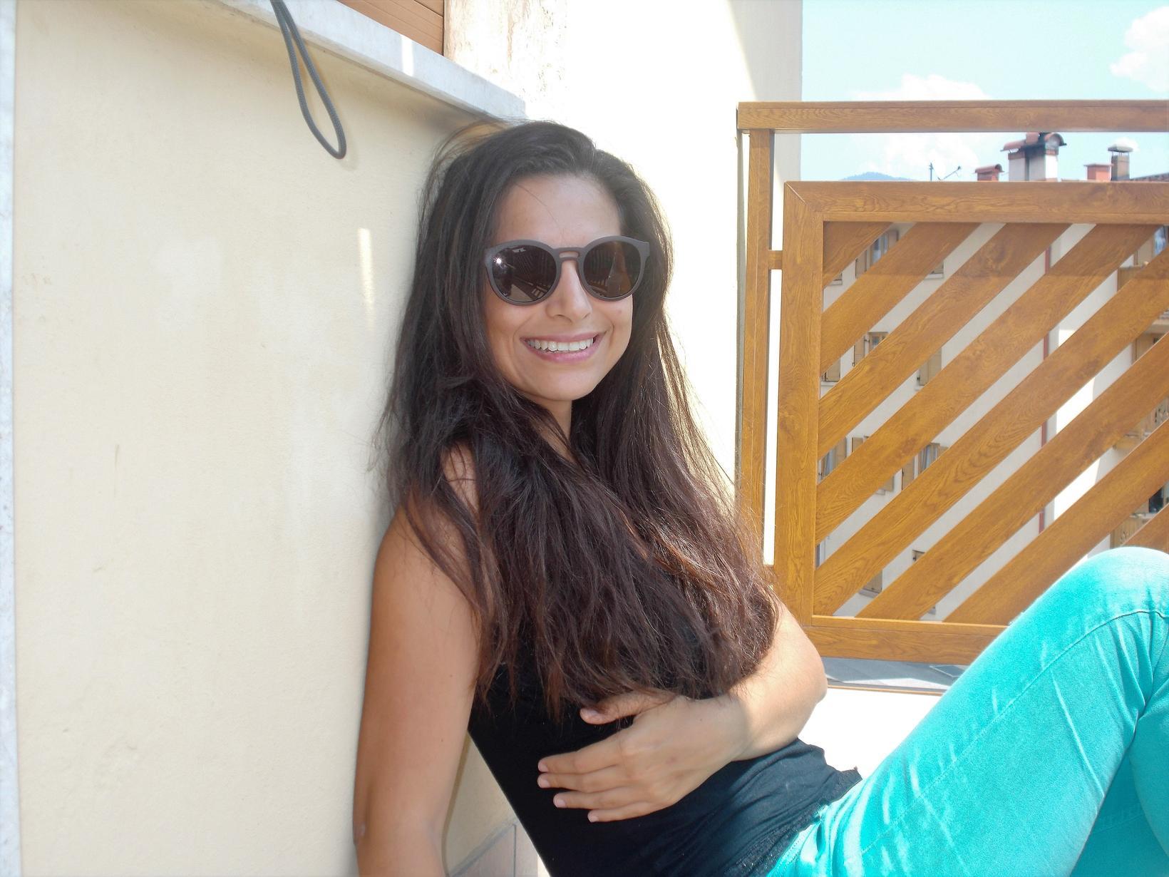 Laura from Brescia, Italy