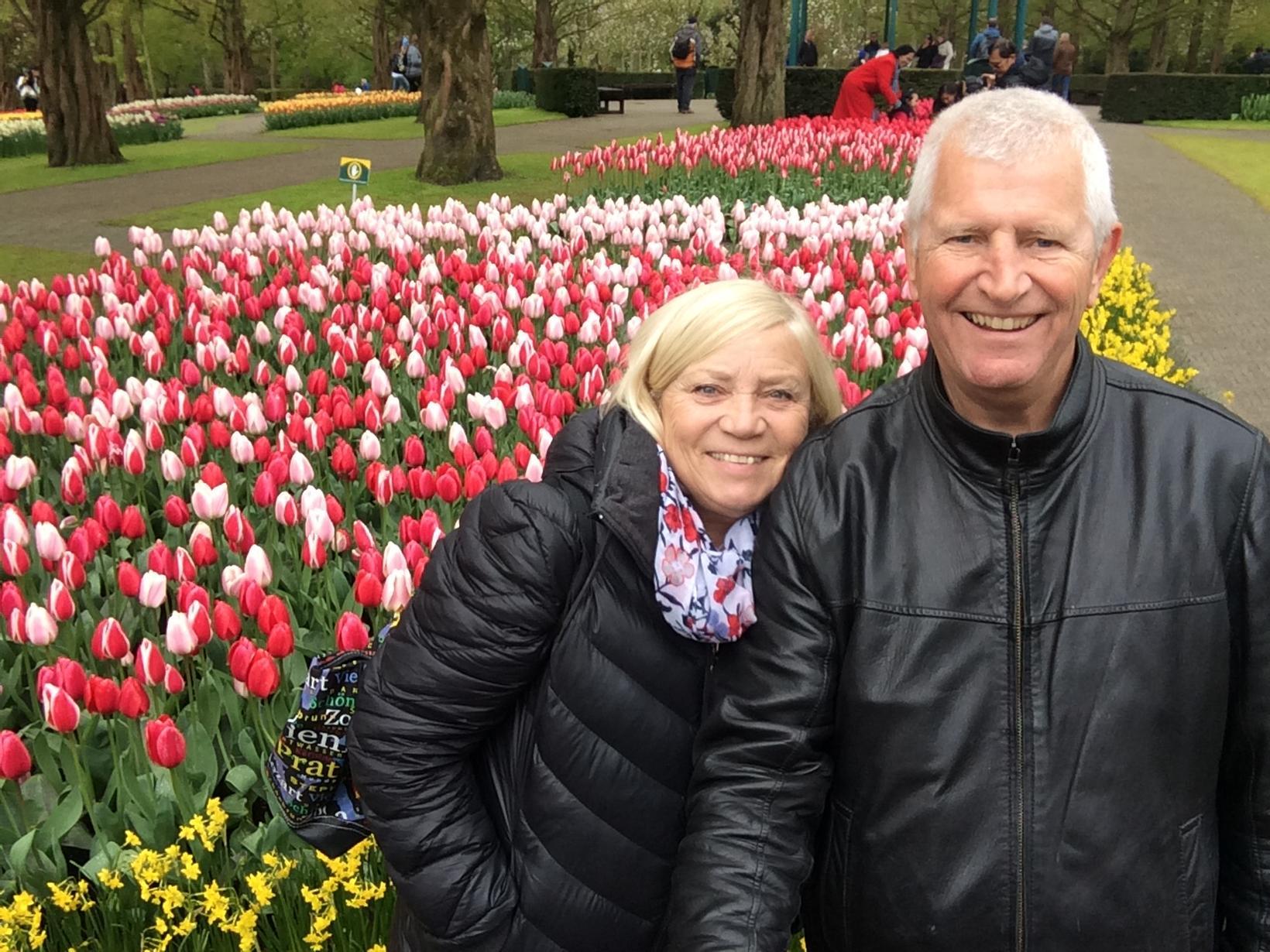 Teresa & Graham from Capitola, California, United States