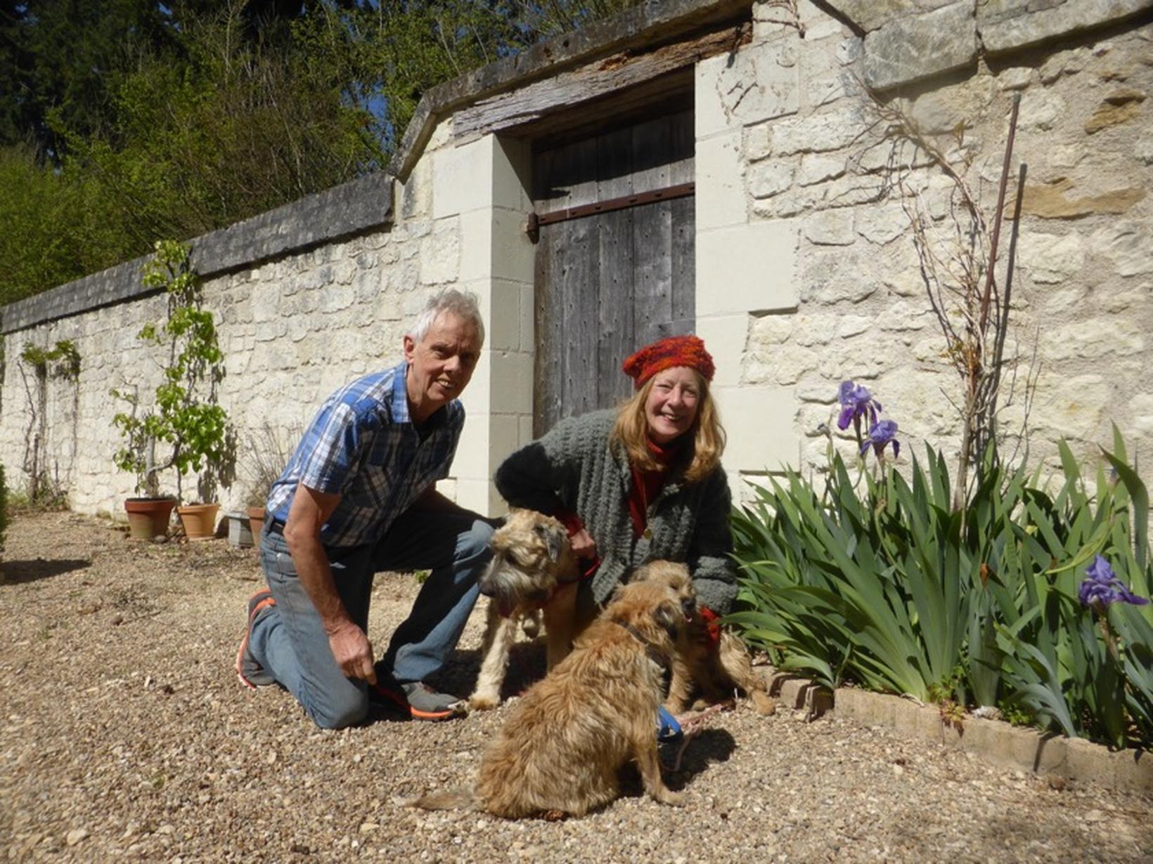 Jane & Angus from Malborough, United Kingdom