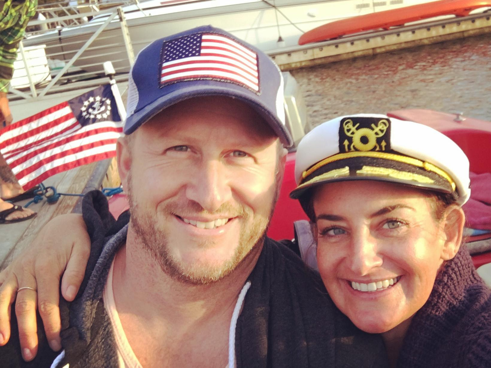 Amy & Mike from Ventura, California, United States