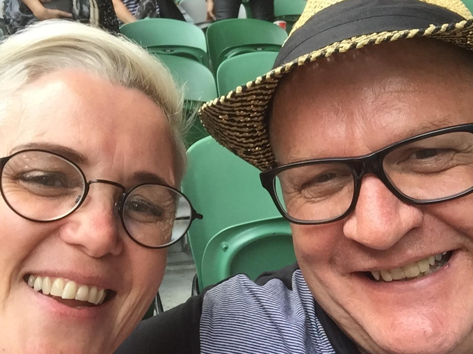 Megan & Heikki from Melbourne, Victoria, Australia