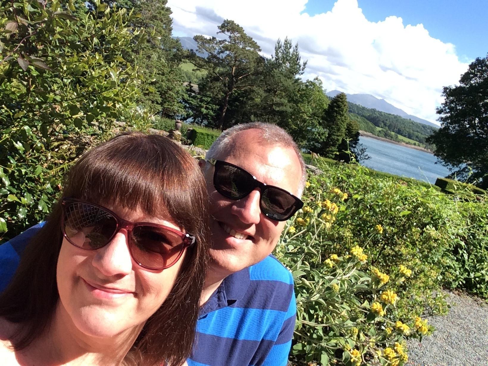 Carol & Chris from Mansfield, United Kingdom