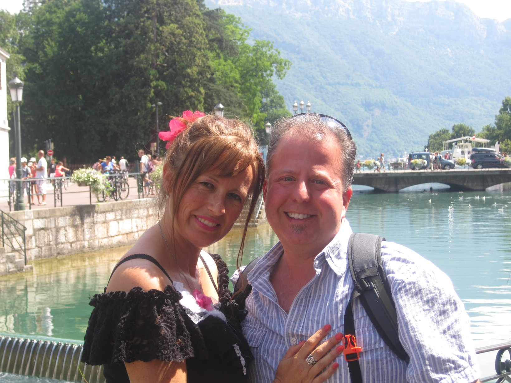 Katrina & Dave from Baltimore, Maryland, United States