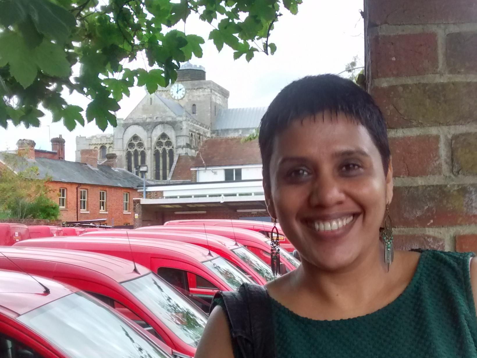 Devyanee from Southampton, United Kingdom