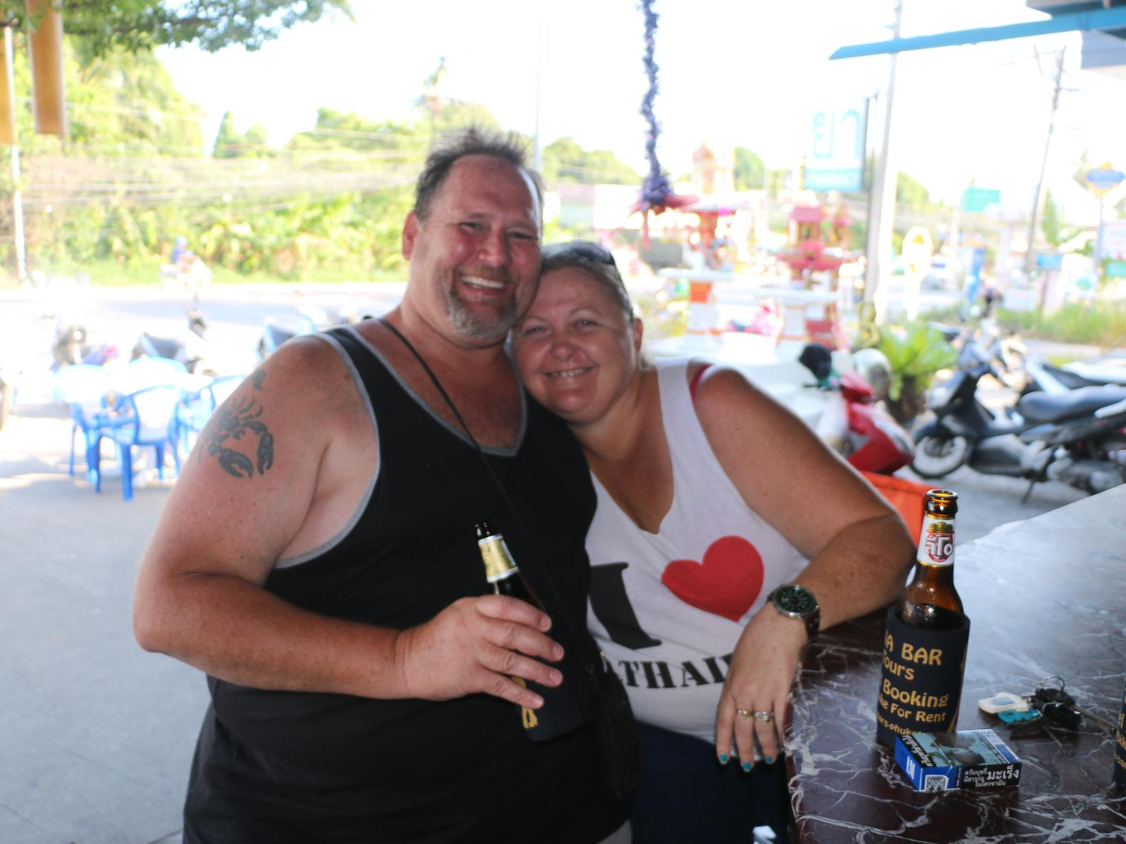 Leanne & Michael from Maryborough, Queensland, Australia