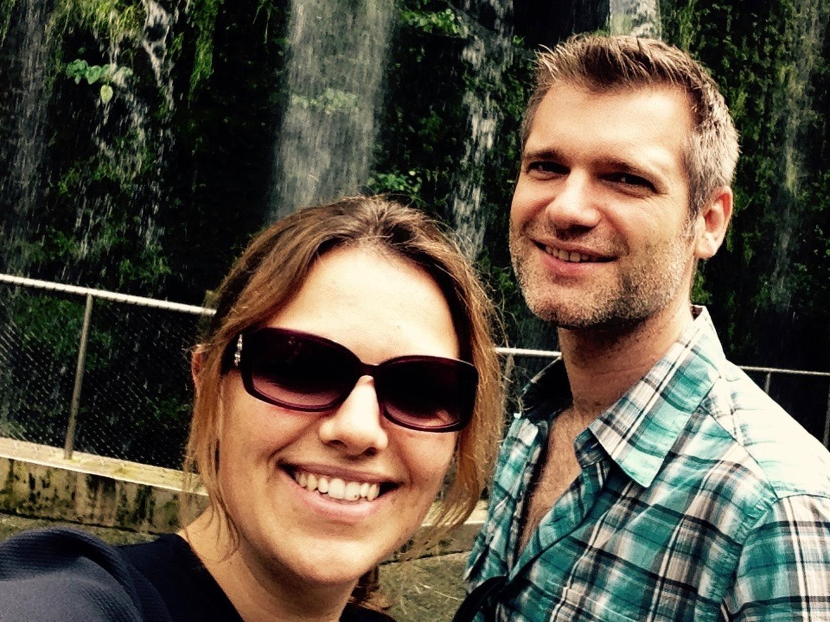 Sebastian & Elaine from Las Palmas de Gran Canaria, Spain