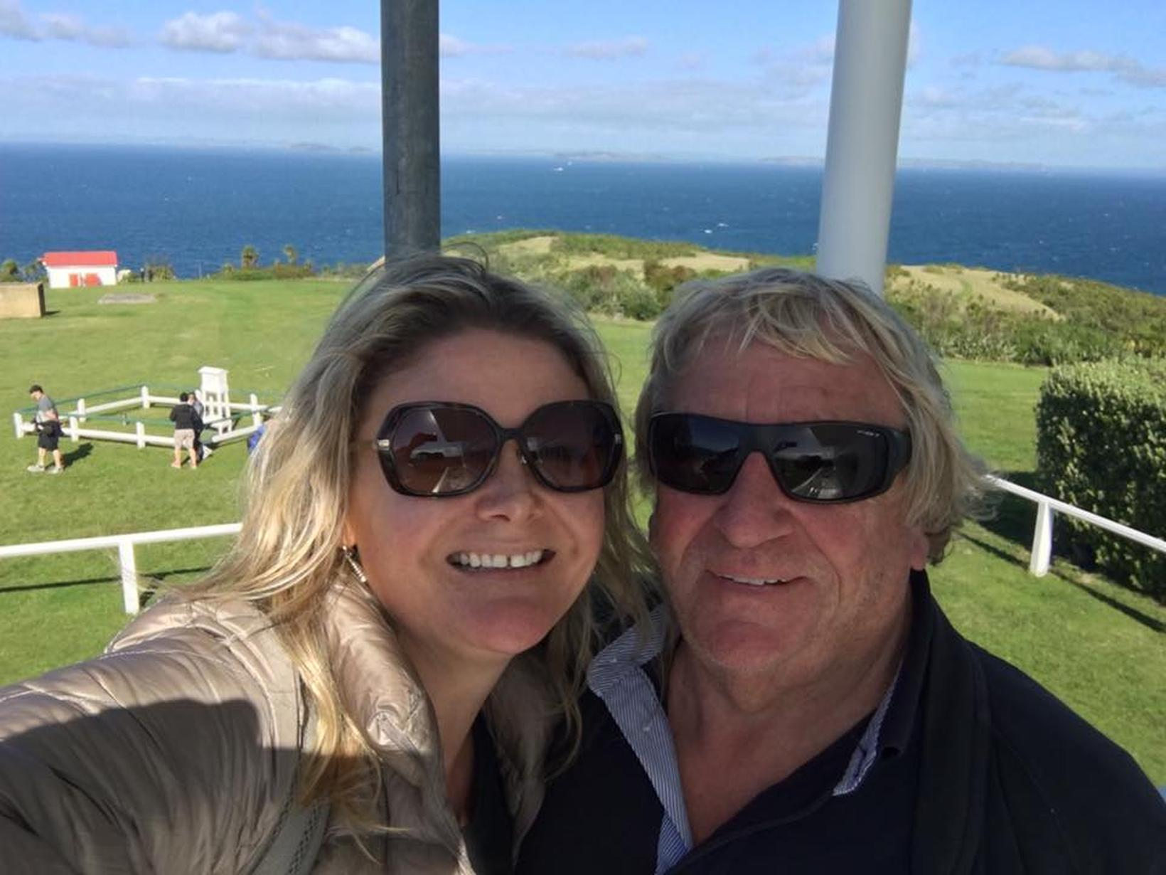 Andrew & Louise from Auckland, New Zealand