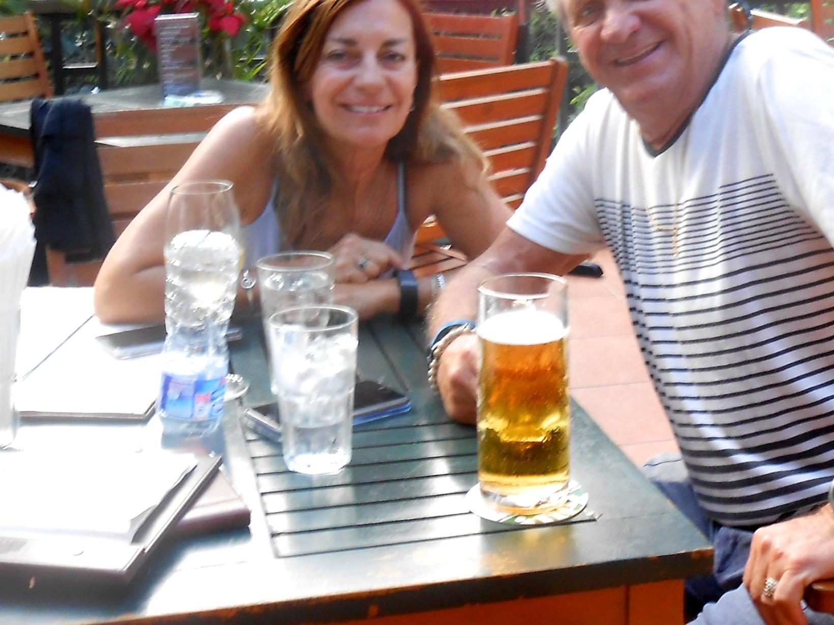 Clark & Ellen from Port Hope, Michigan, United States