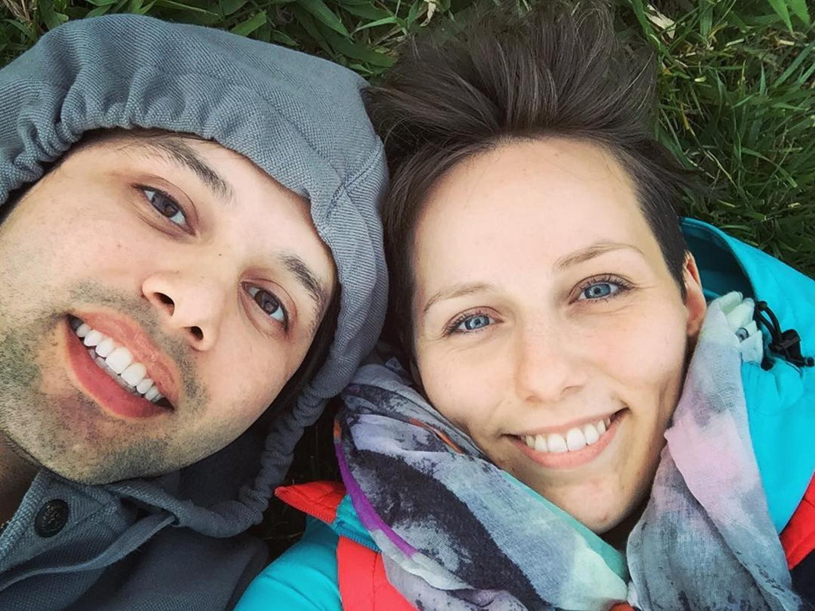 Elizabeth & Jorge from Saint-Hyacinthe, Quebec, Canada